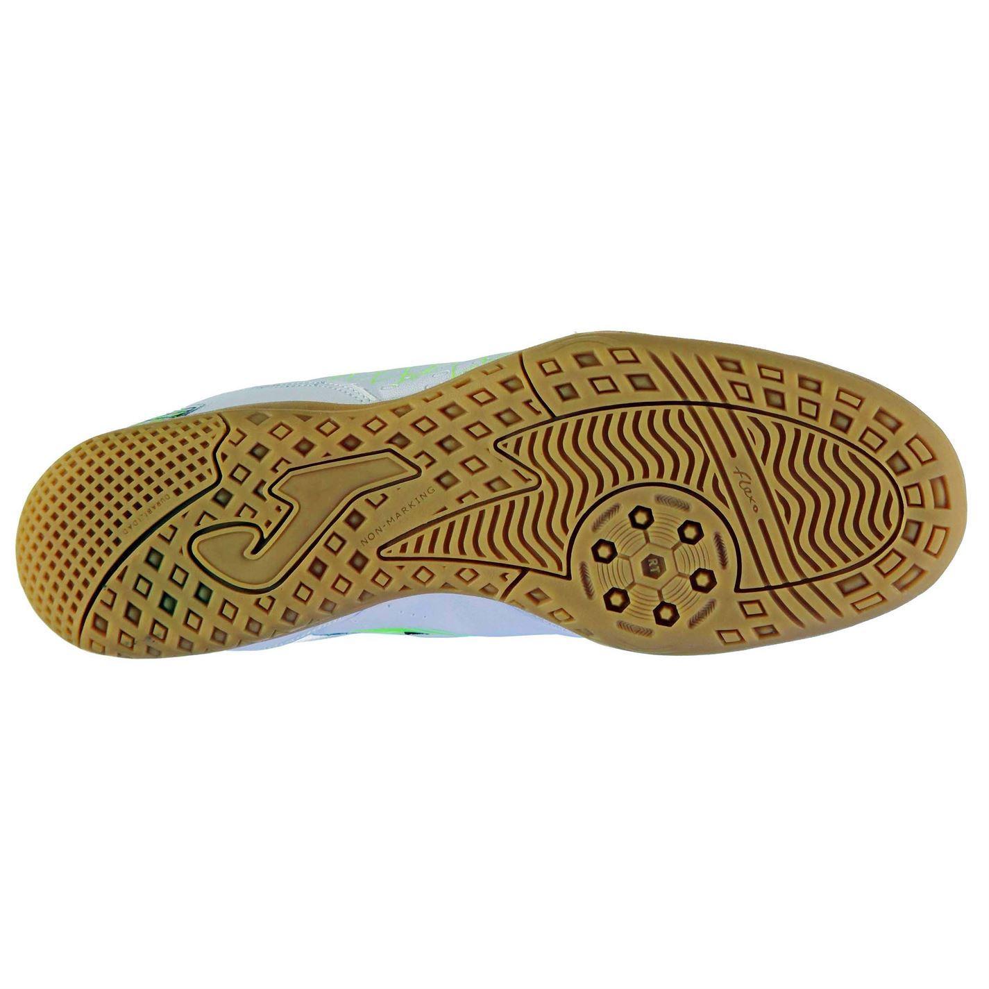 Joma para grn deporte interiores Fútbol Wht de Fútbol Fusbal Maxima Zapatos Zapatillas Zapatillas rxqnZrT