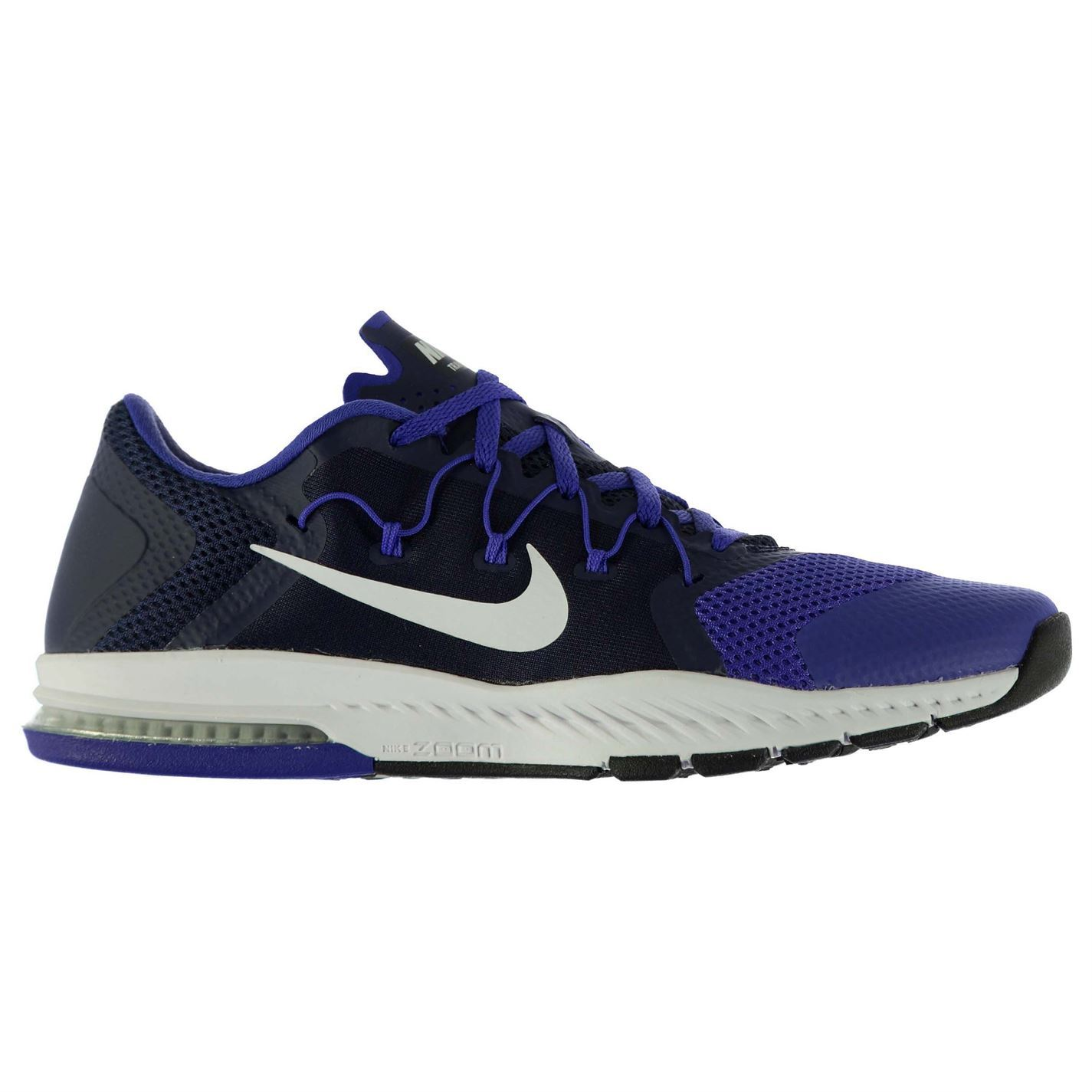 Nike Zoom Train Trainers Homme Bleu/Blanc Sports Chaussures Sneakers Footwear