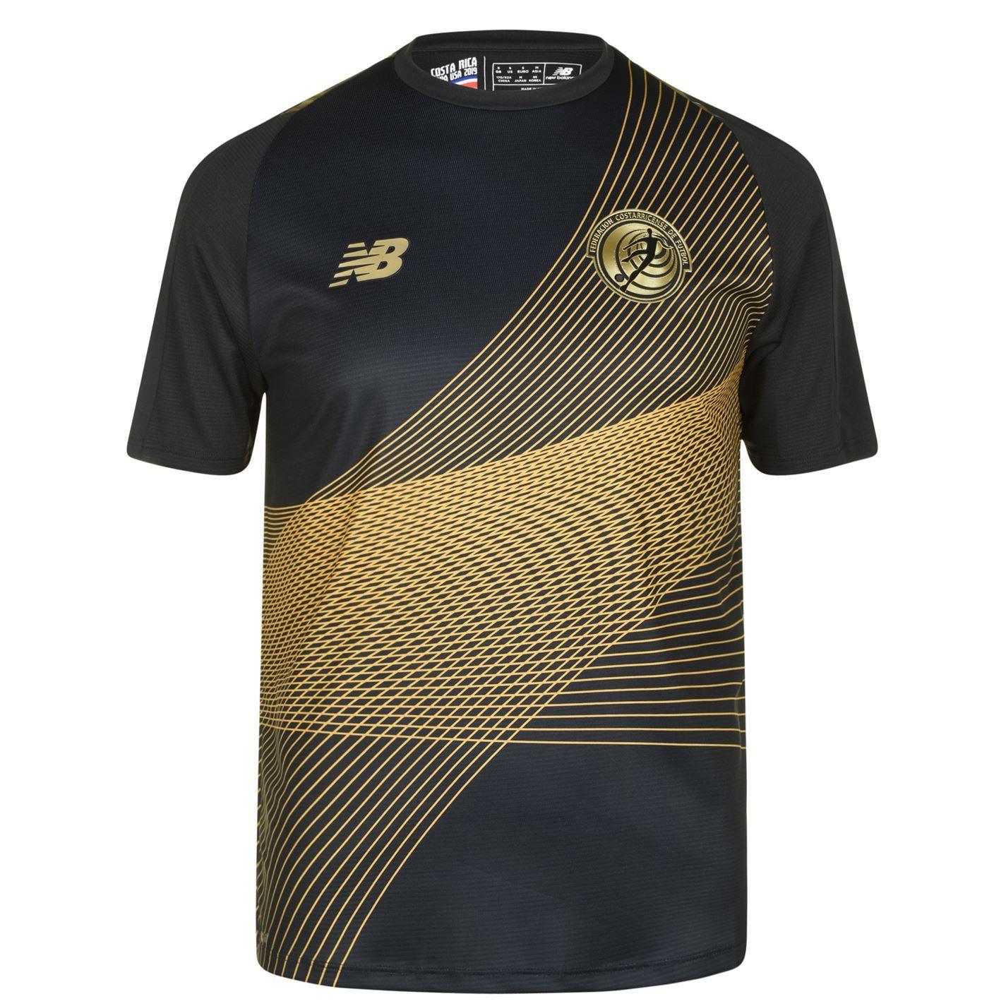 costa rica soccer jersey