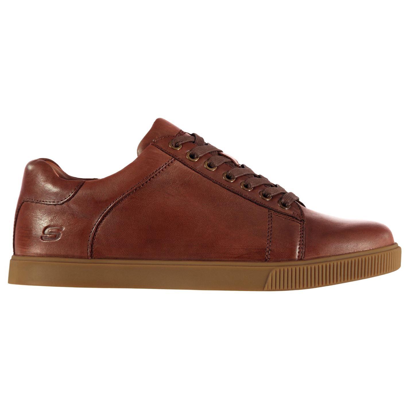 Skechers-Vol-Fandom-Homme-Chaussures-Baskets-decontractees-chaussures-baskets miniature 11