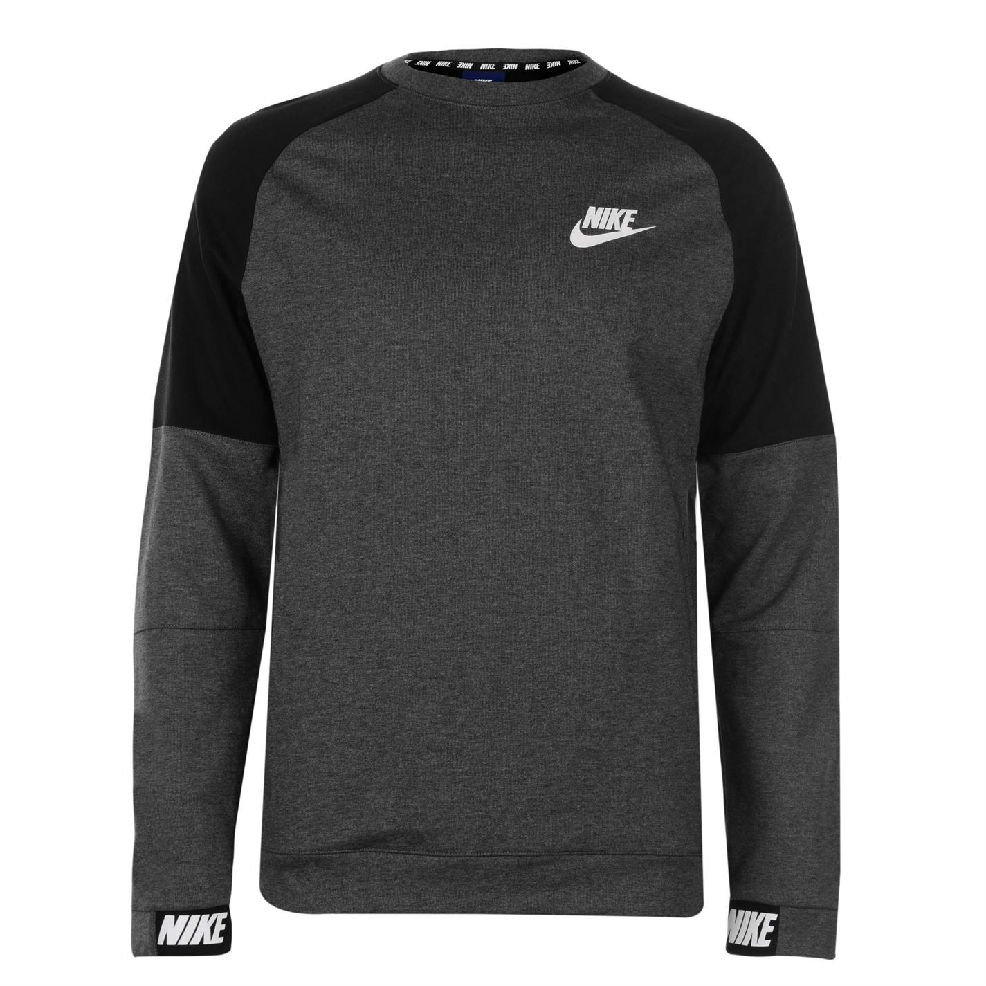 Nike JumperEbay Sweatshirt Sweater Neck Mens Av15 Fleece Crew Top UjzMpLqSVG