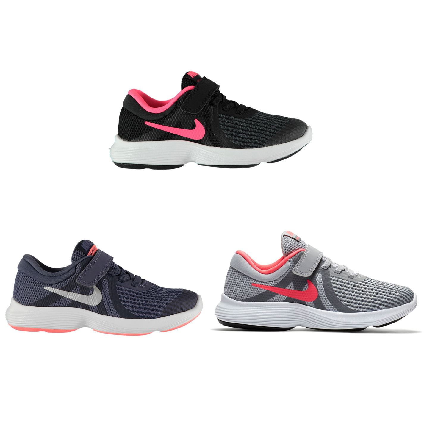 Zapatilla NIÑA Nike Revolution 4 (GS) Running Shoe Nº36.5