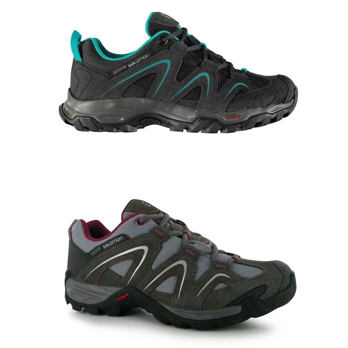 Details about Salomon Womens Vandon Lo GTX Walking Shoes