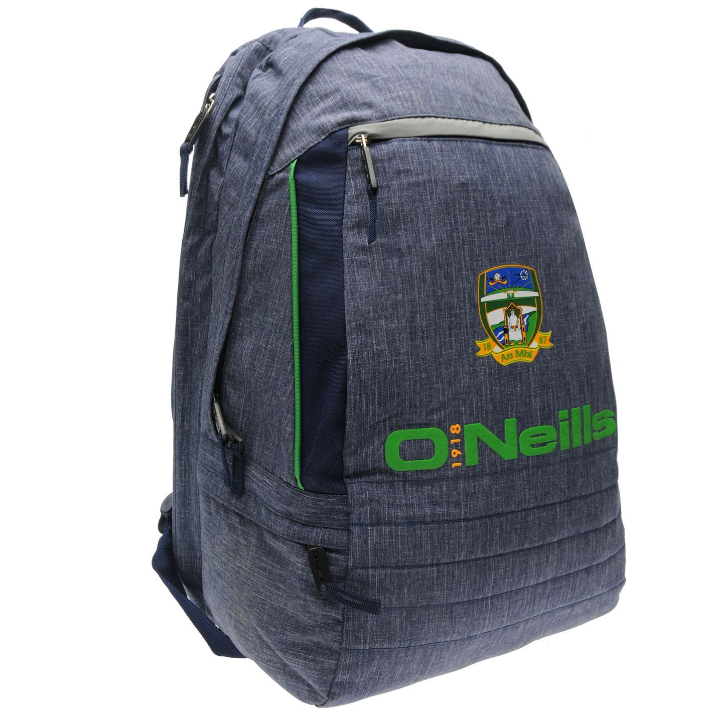 a6999908e599cb ... O'Neills Meath GAA Gaelic AA Falcon Backpack Marine Sports Bag Rucksack  ...