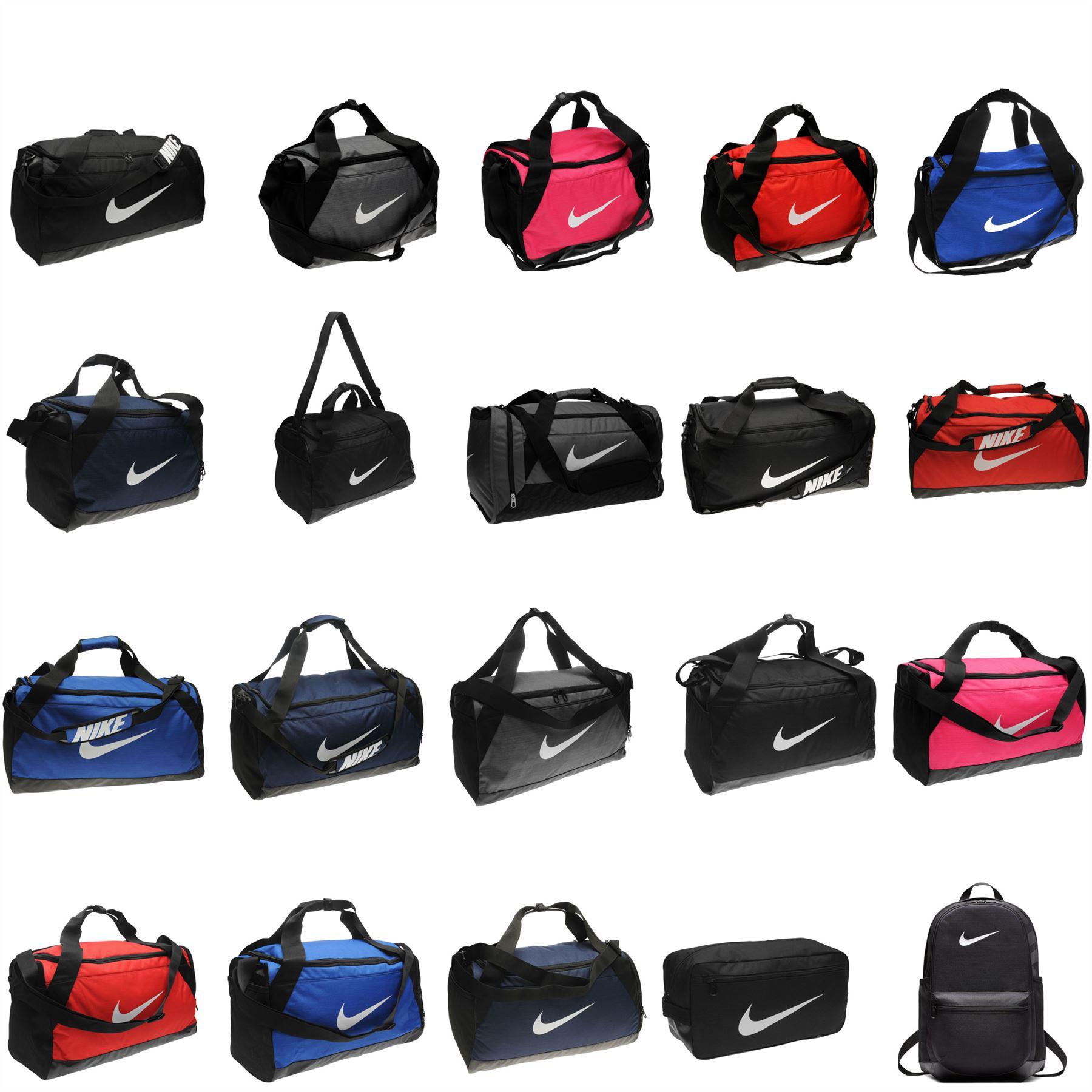 Nike Brasilia Bags Holdalls Shoebag Backpack Sports Bag