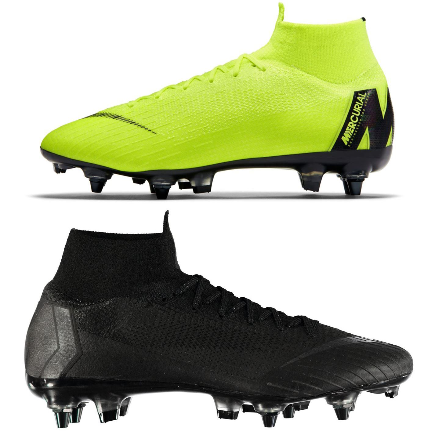 db48c00a4af ... Nike Mercurial Superfly Elite DF Soft Ground Football Boots Mens Soccer  Cleats ...