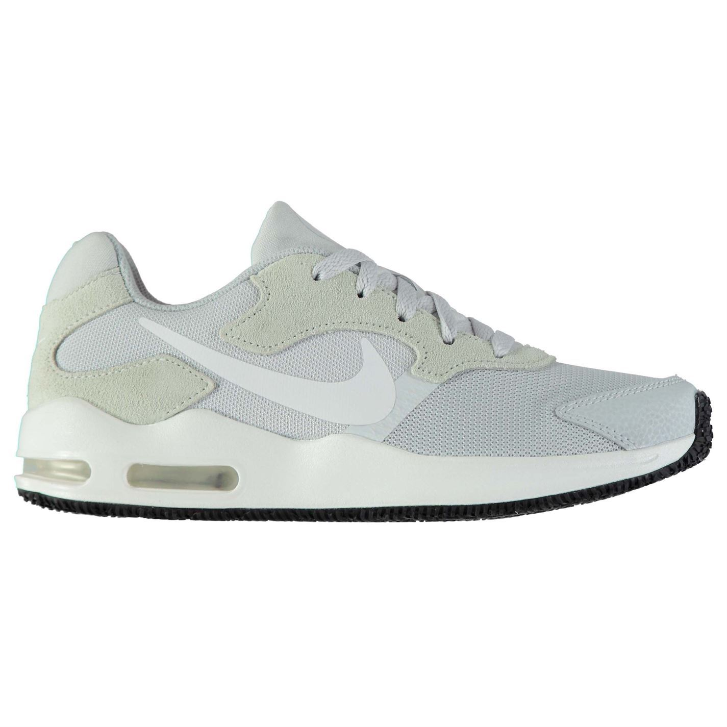 b8064dbe11 ... Nike Air Max Guile Trainers Womens Platinum/White Sports Trainers  Sneakers ...
