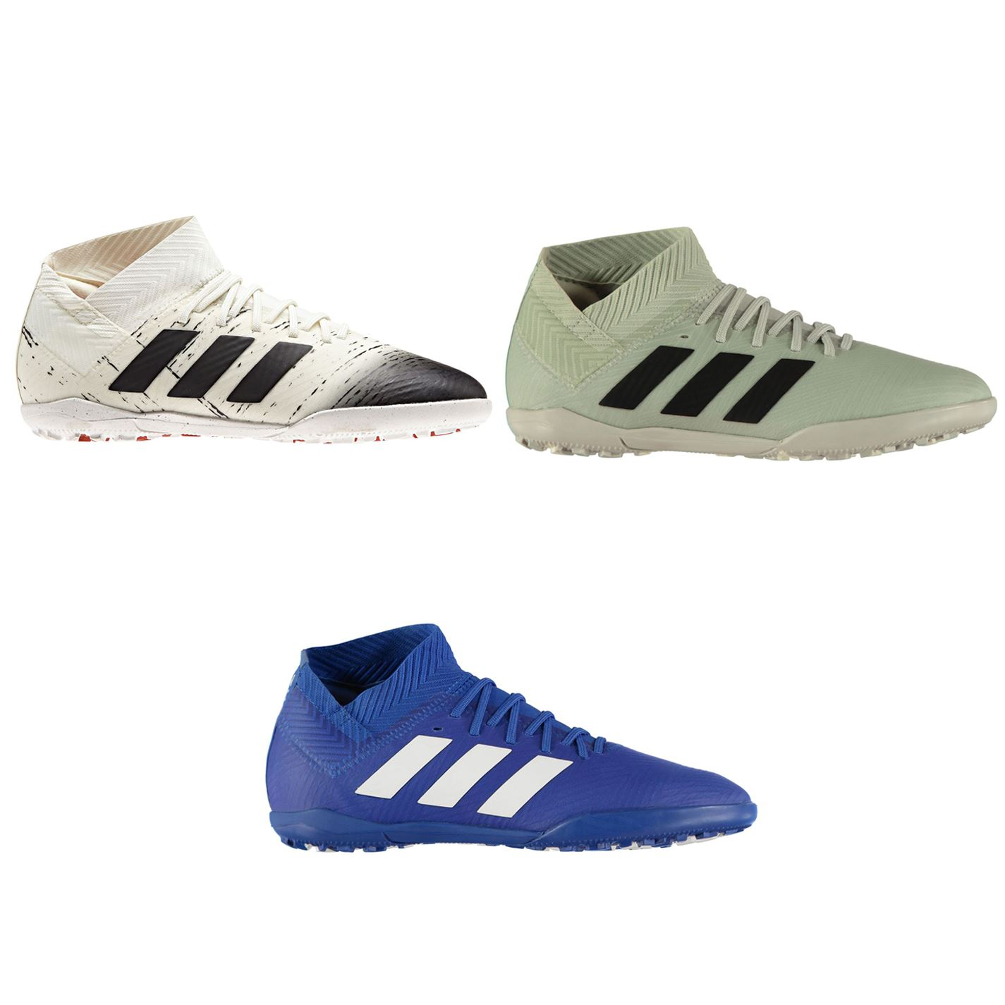 191c9c0d5 ... adidas Nemeziz Tango 18.3 Astro Turf Football Trainers Juniors Soccer  Shoes ...