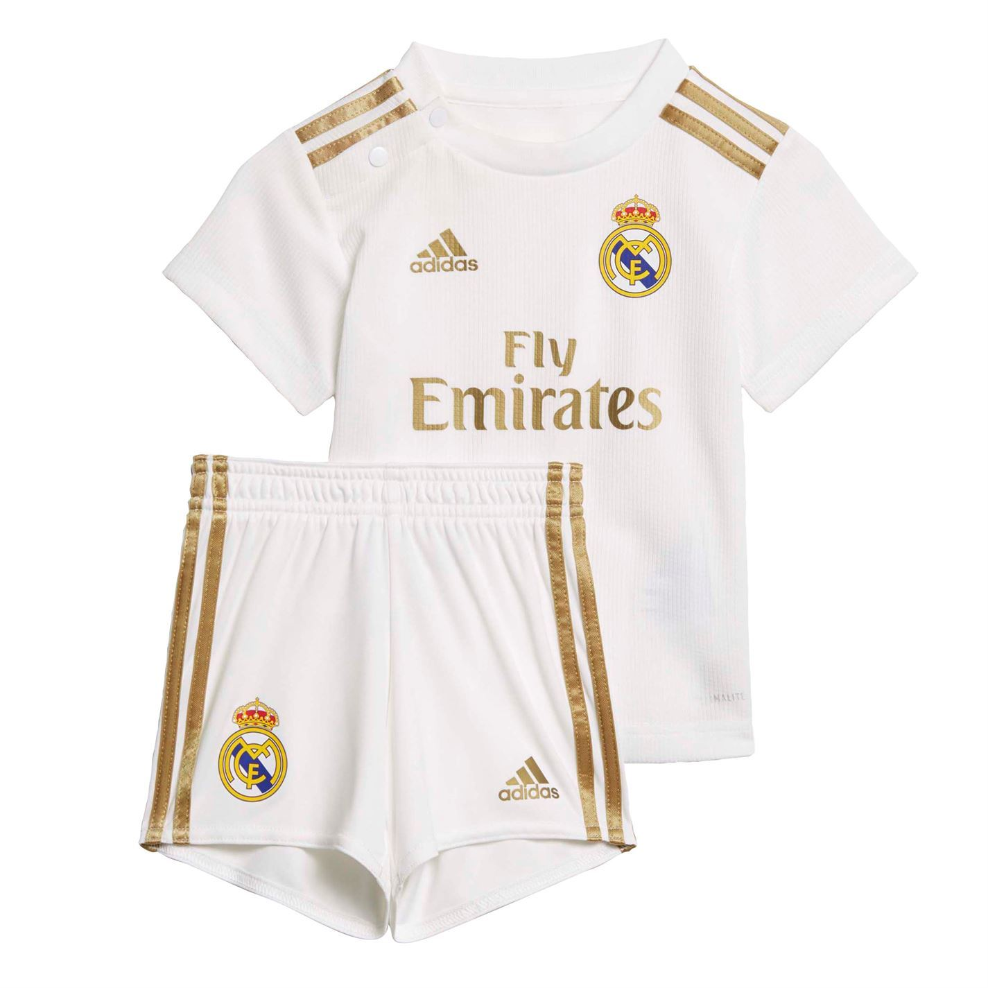 adidas Replica di Quella del Real Madrid per Le Partite in casa Maglia da Donna