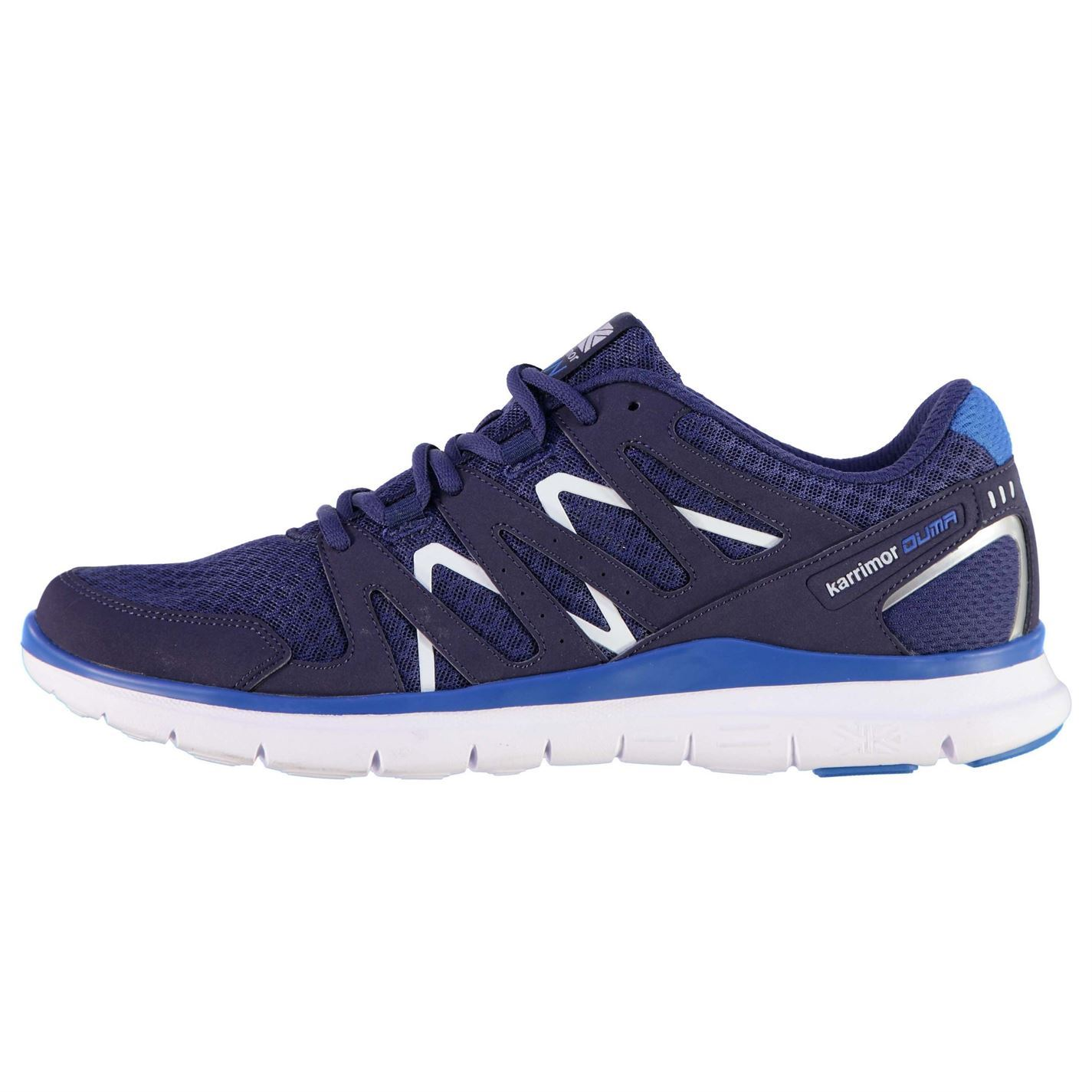 check out 39804 8d57f Details about Karrimor Duma Running Shoes Mens Navy/Blue Trainers Sneakers  Sports Shoes