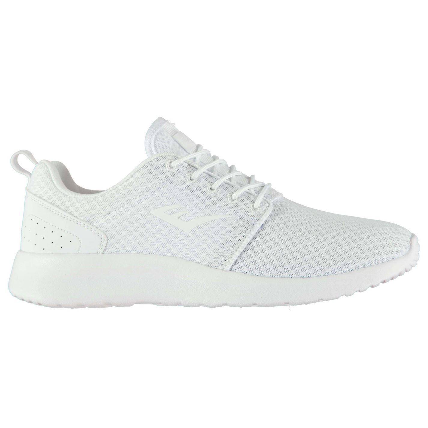 Los zapatos más populares para hombres y mujeres Everlast Sensei Ejecutar Entrenadores Para Hombre Blanco Deportivas Zapatos Tenis