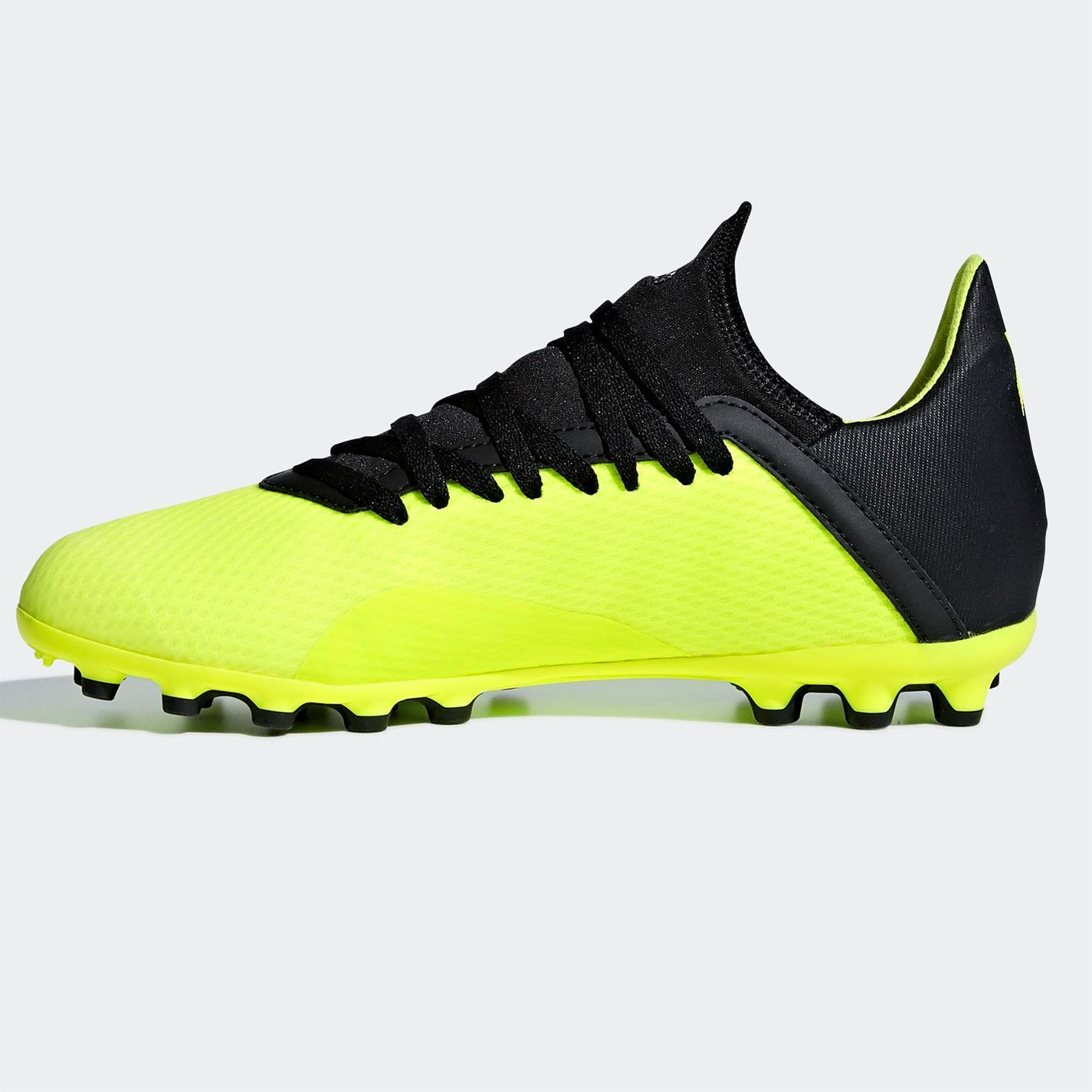 8beee8400eb41 ... Adidas X 1 8.3 Childs AG fútbol botas niños amarillo Soccer zapatos  tacos