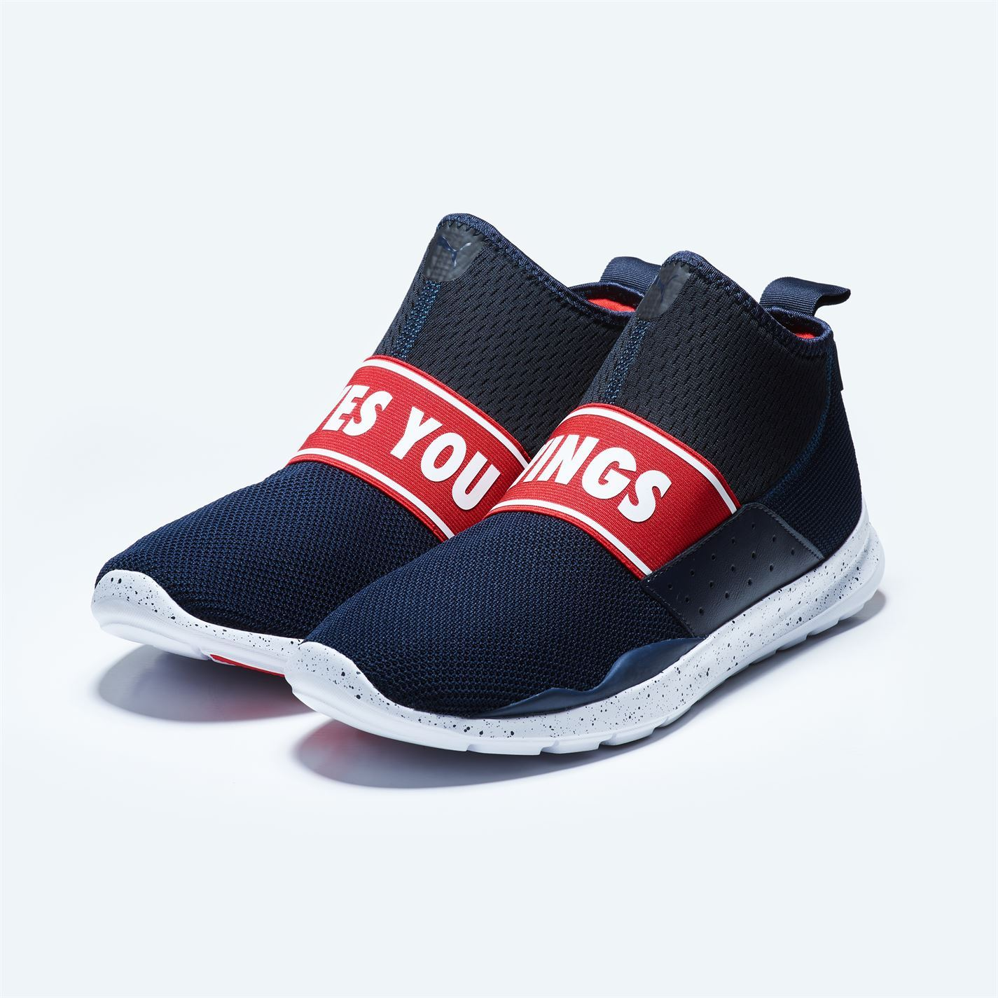 Details about Puma Red Bull Racing F1 Team Evo Trainers Mens Blue Athleisure Shoes Sneakers