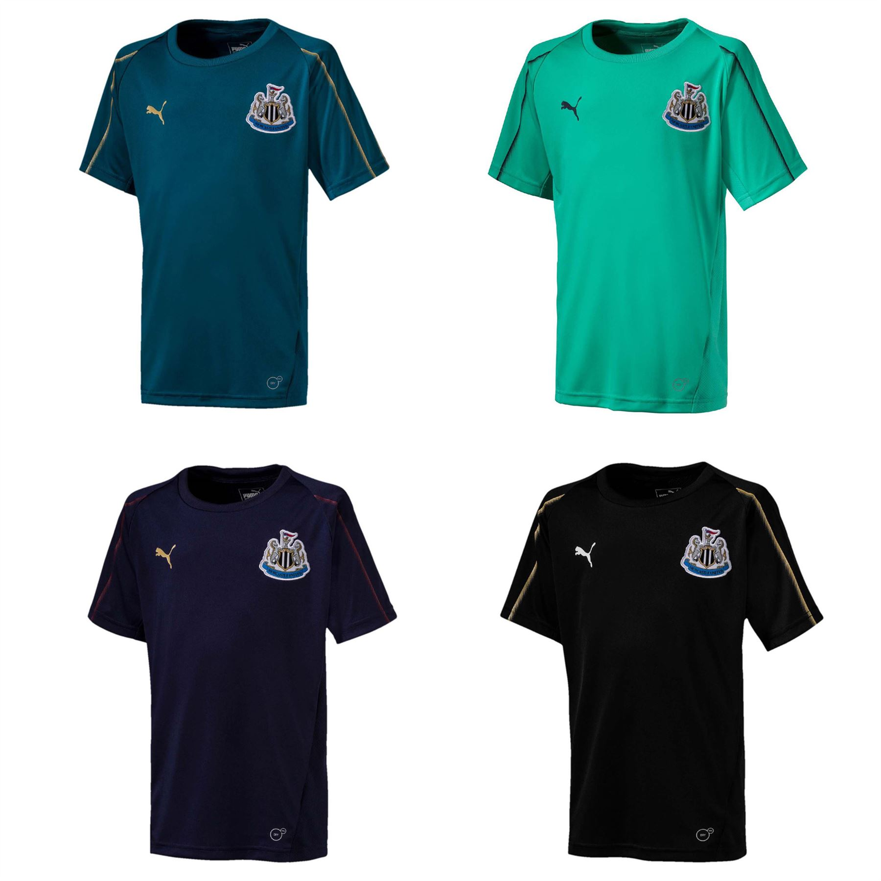 7c35dda42 Details about Puma Newcastle United Training Jersey 2018 2019 Football  Soccer Fan Top Shirt