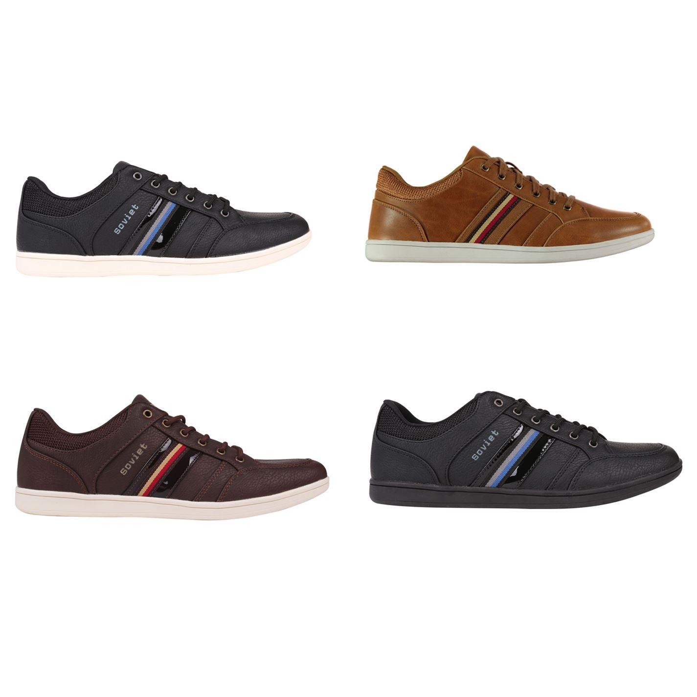 Soviet Whitehall Shoes Mens Footwear