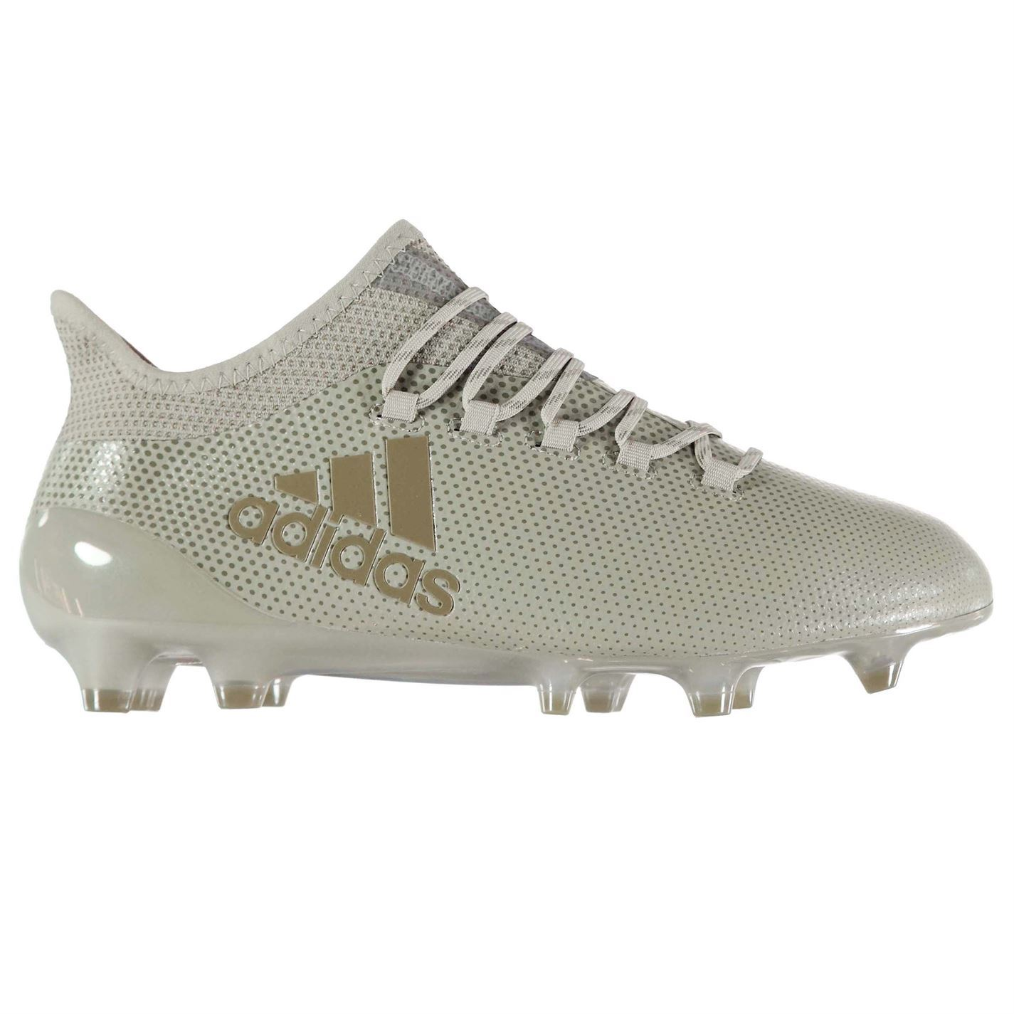 cd37d64c45277 Details about adidas X 17.1 FG Firm Ground Football Boots Mens Brown Soccer  Shoes Cleats