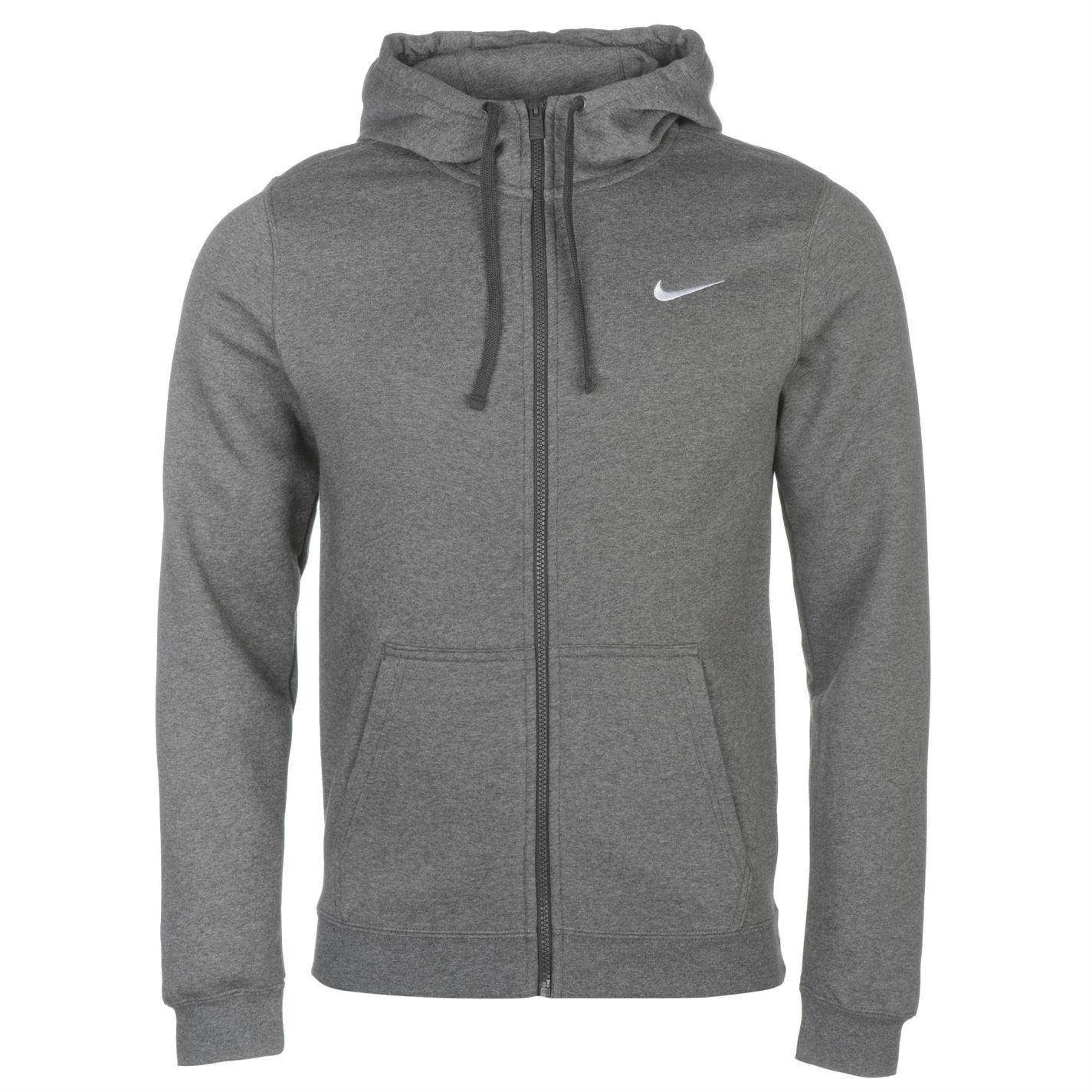 Nike-Fundamentals-Full-Zip-Hoody-Jacket-Mens-Hoodie-Sweatshirt-Sweater-Top thumbnail 14