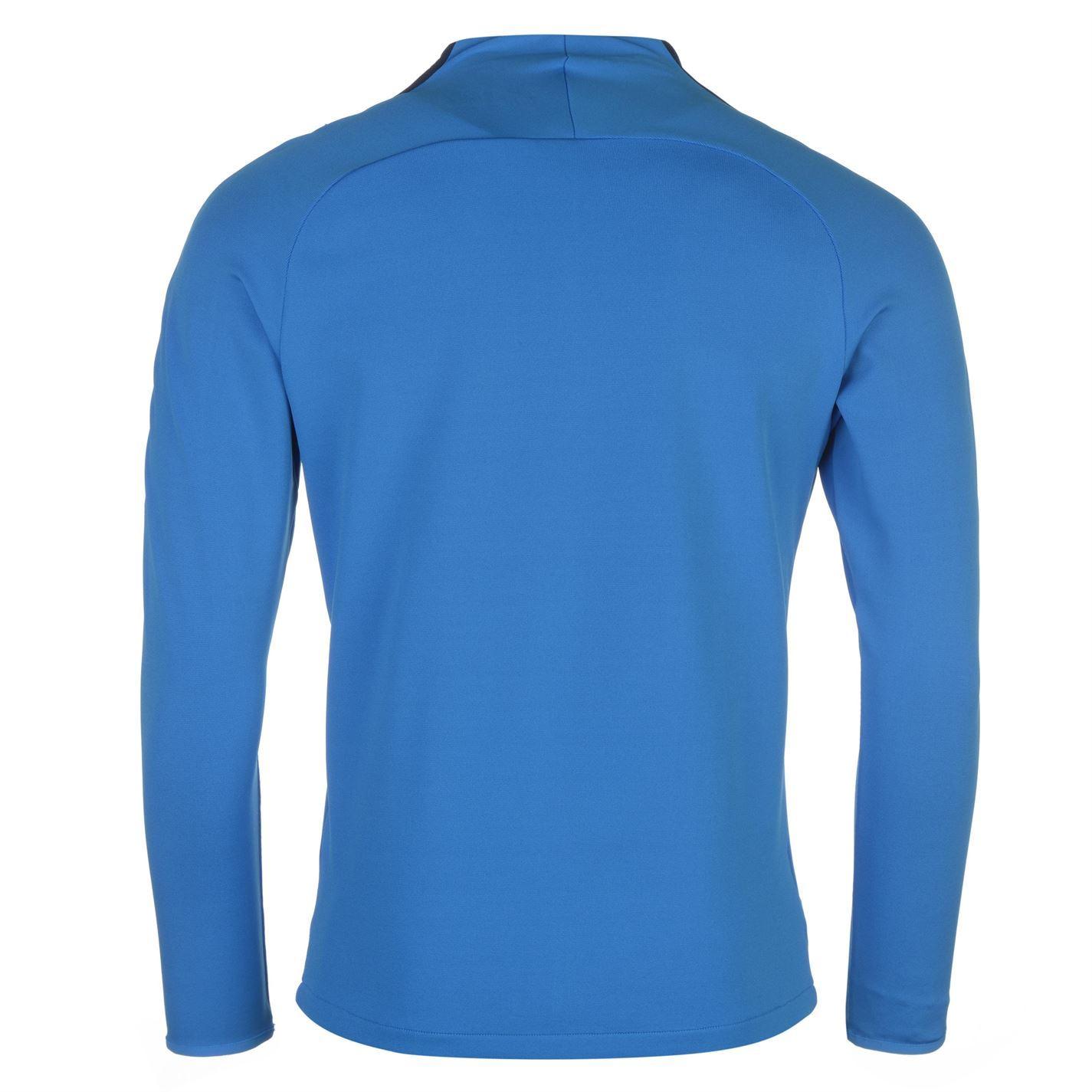 aa334beb23176 ... Nike Tottenham Hotpsur Track chaqueta para hombre azul blanco fútbol  fútbol chándal Top ...