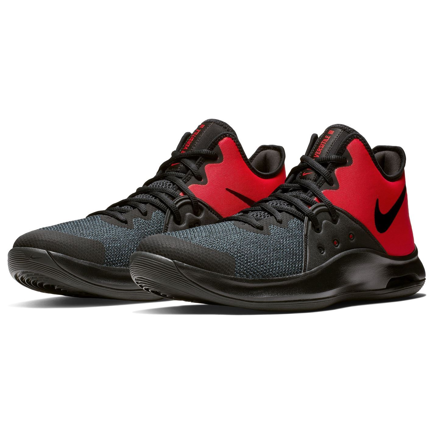Nike Aria Versatile 3 Scarpe da Basket Uomo Ginnastica