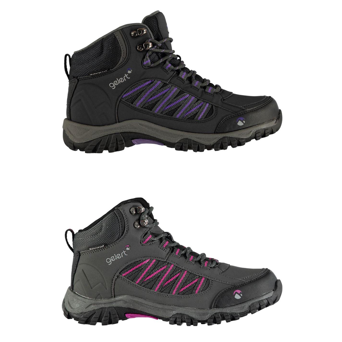 Gelert Rocky Imperm/éable Chaussures De Marche Femmes