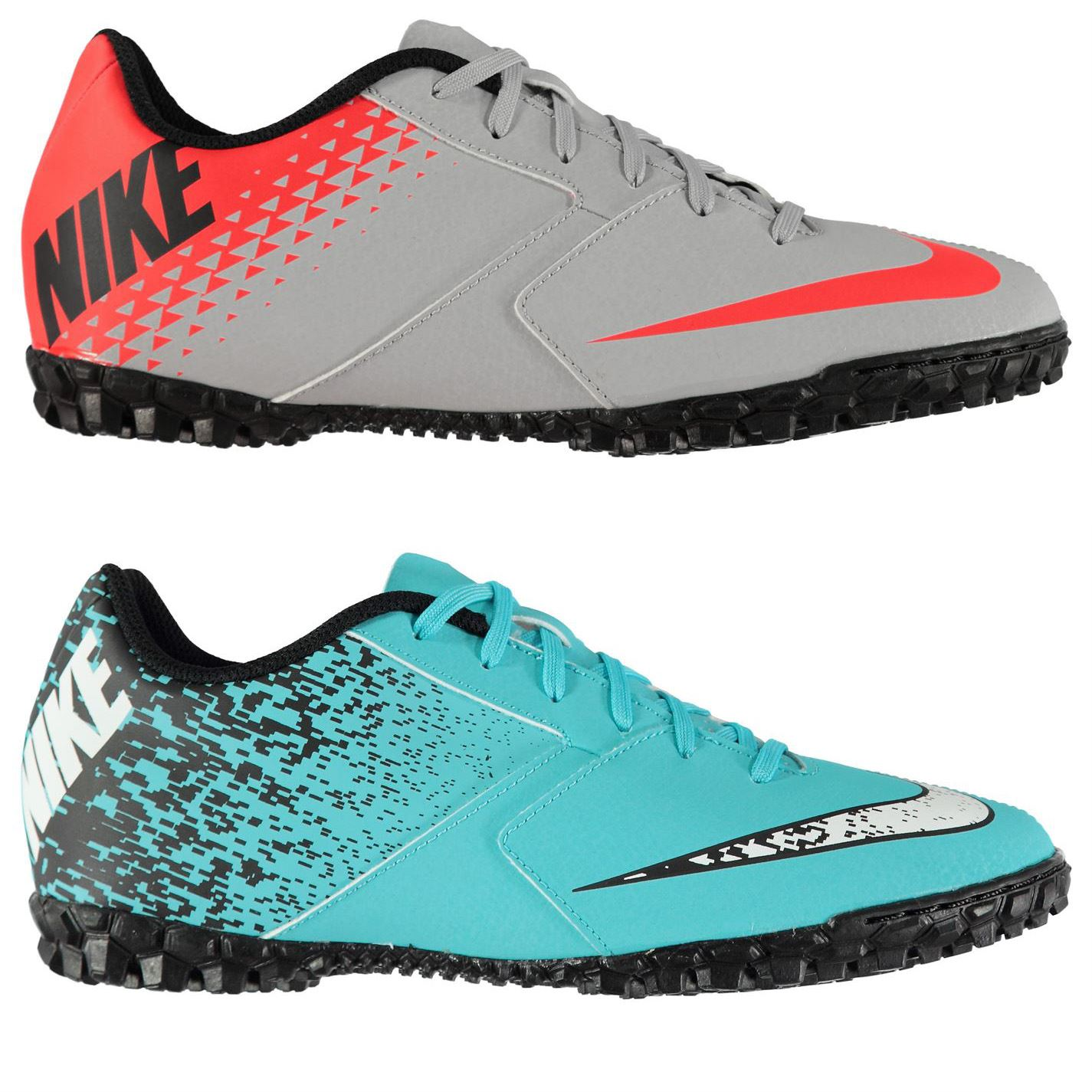 595dbce466c ... Nike Bomba X Astro Turf Football Trainers Mens Soccer Shoes Sneakers ...