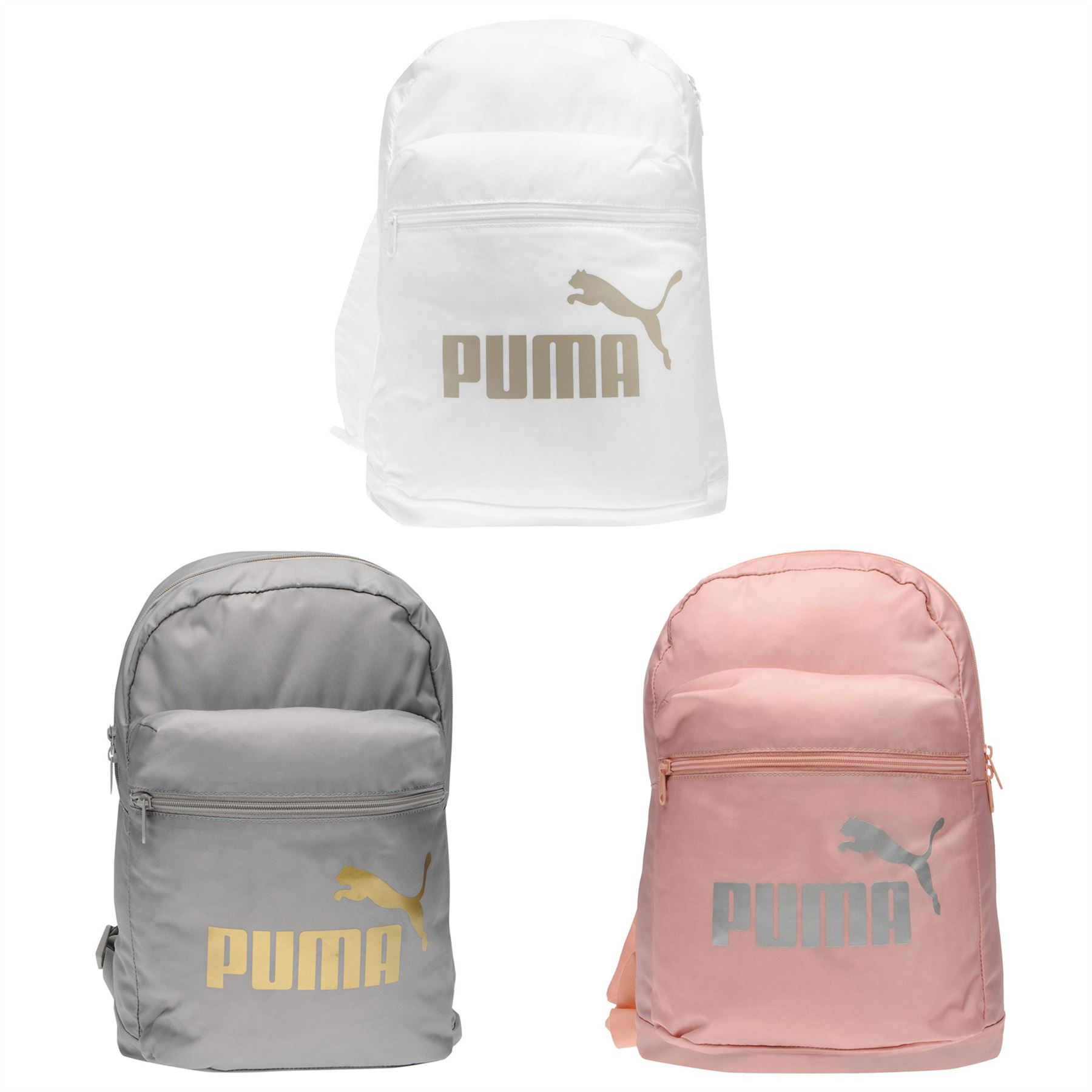 b55b6de23f Details about Puma Archive Backpack Womens Rucksack Daypack Bag