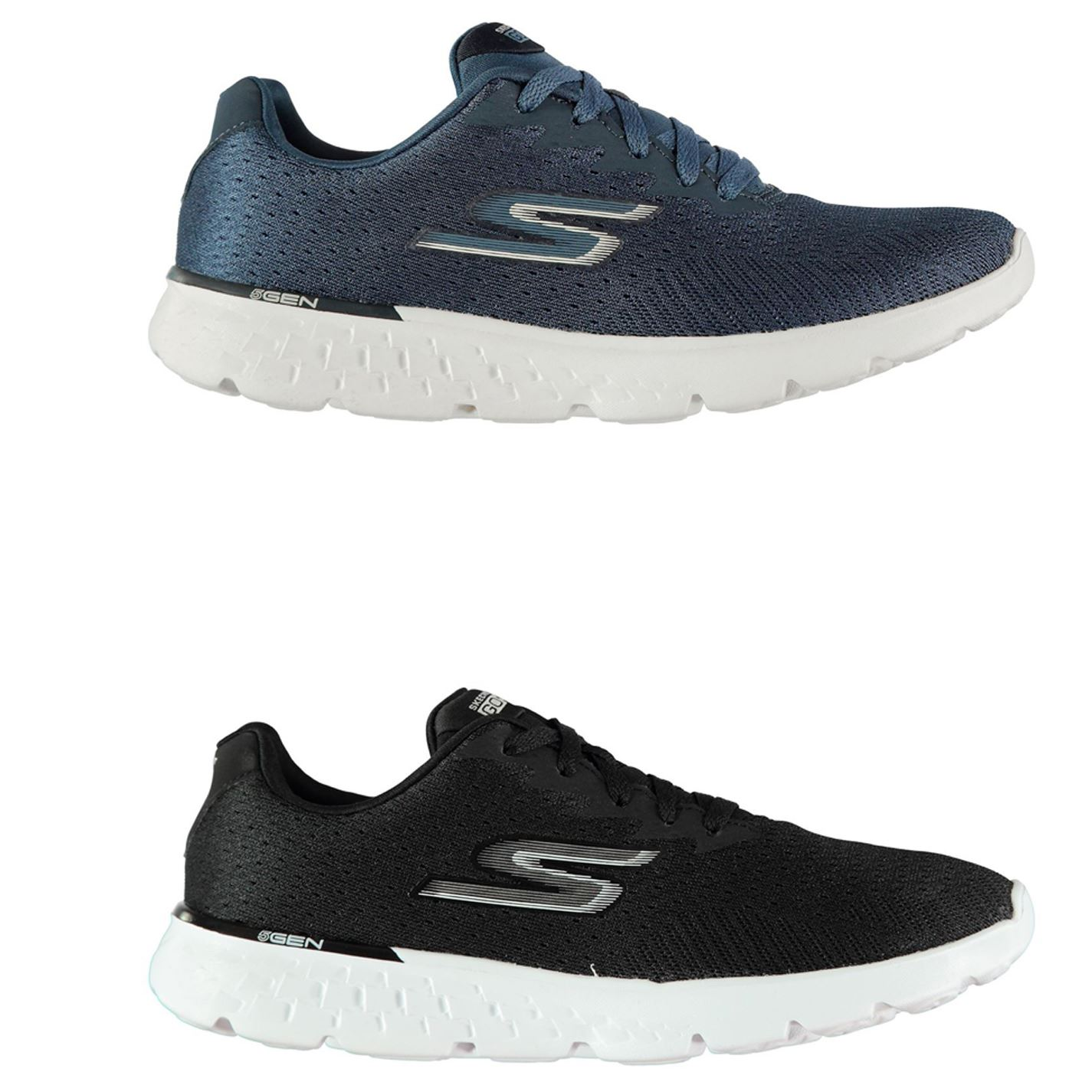 Details about Skechers Go Run 400 Trainers Ladies Shoes Womens Footwear