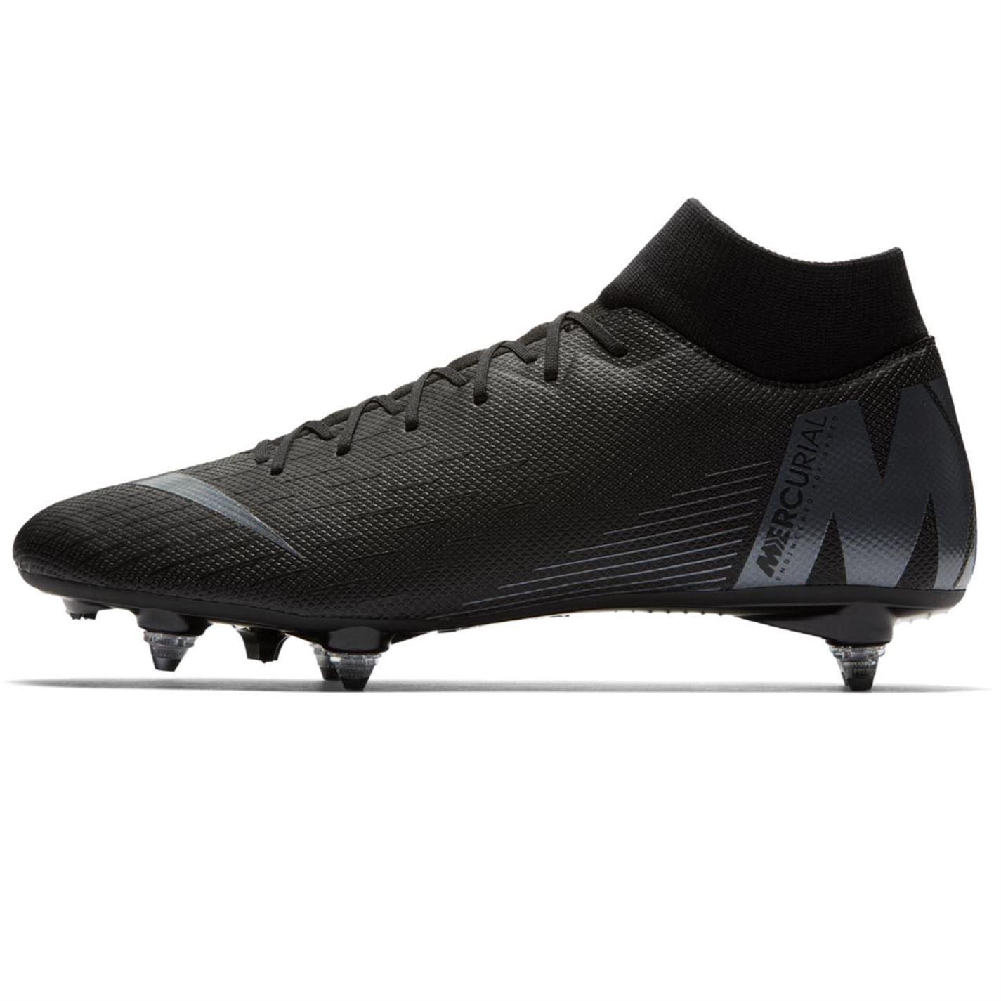 Zapatos de fútbol Nike Mercurial Superfly VI de la Academia de la SG Pro