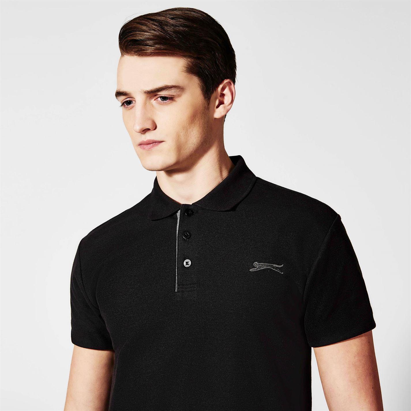 7985ea8956 Slazenger Plain T Shirt Mens