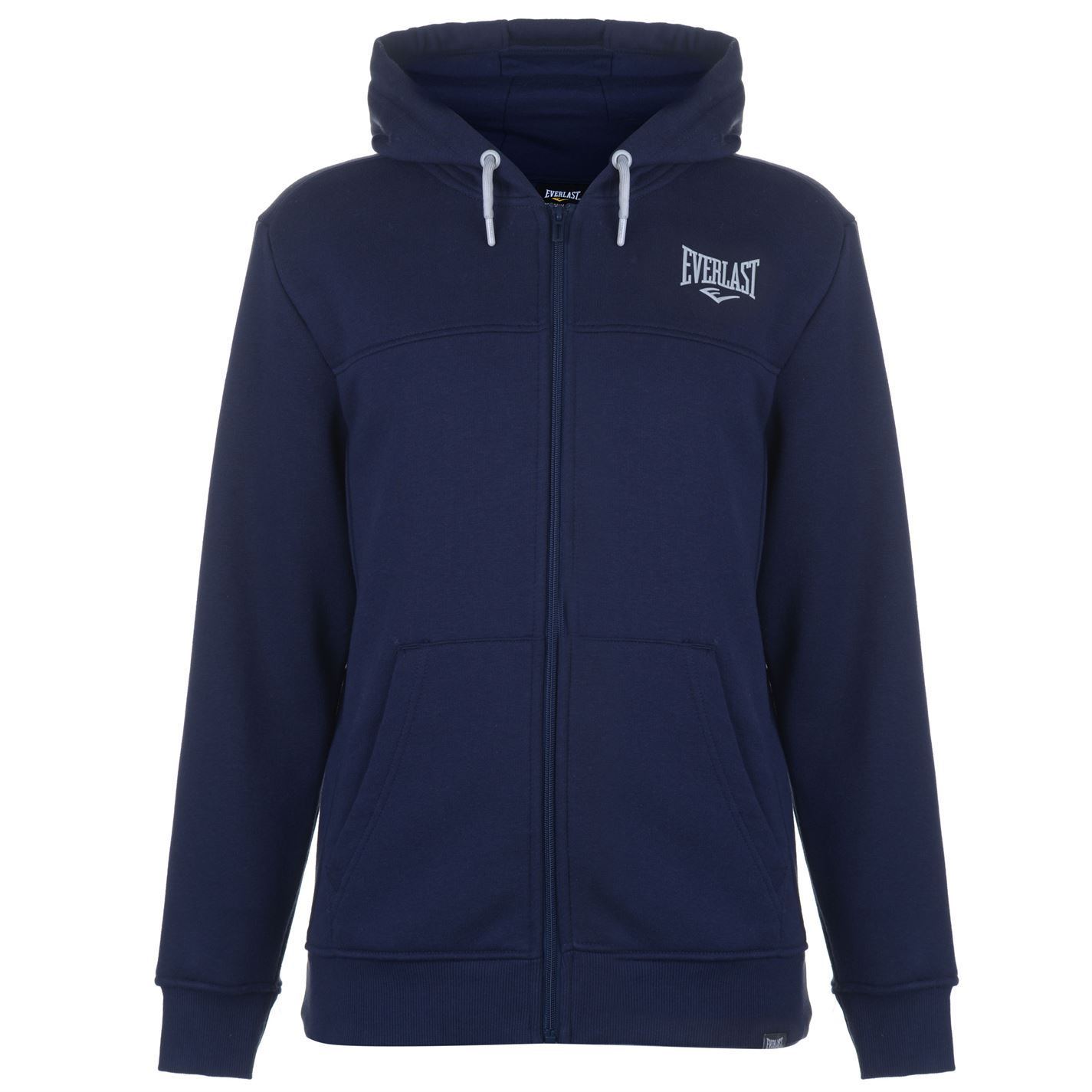 Everlast-Logo-Full-Zip-Hoody-Jacket-Mens-Hoodie-Sweatshirt-Sweater-Hooded-Top thumbnail 10