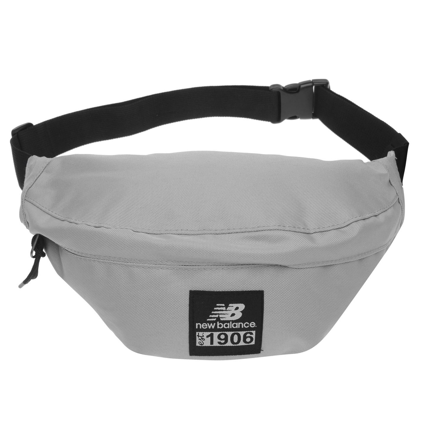 fdebfe916c ... New Balance Bum Bag Silver Small Items Waist Band Fanny Pack ...
