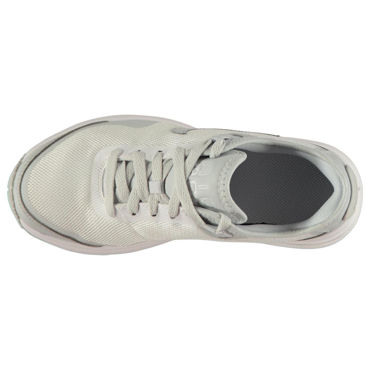 30a86f0ebef1 ... Nike Air Max LB Trainers Junior Boys White Shoes Footwear