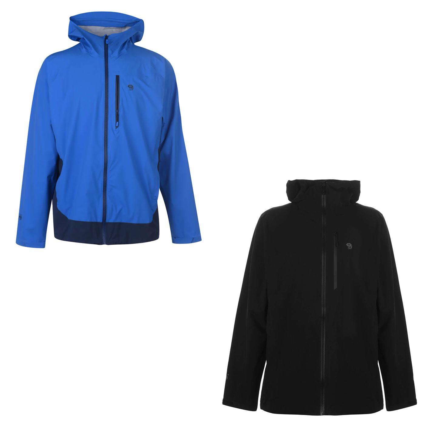 Special Offer Mens TERREX Fast Pack 2.5 Layer Jacket Black