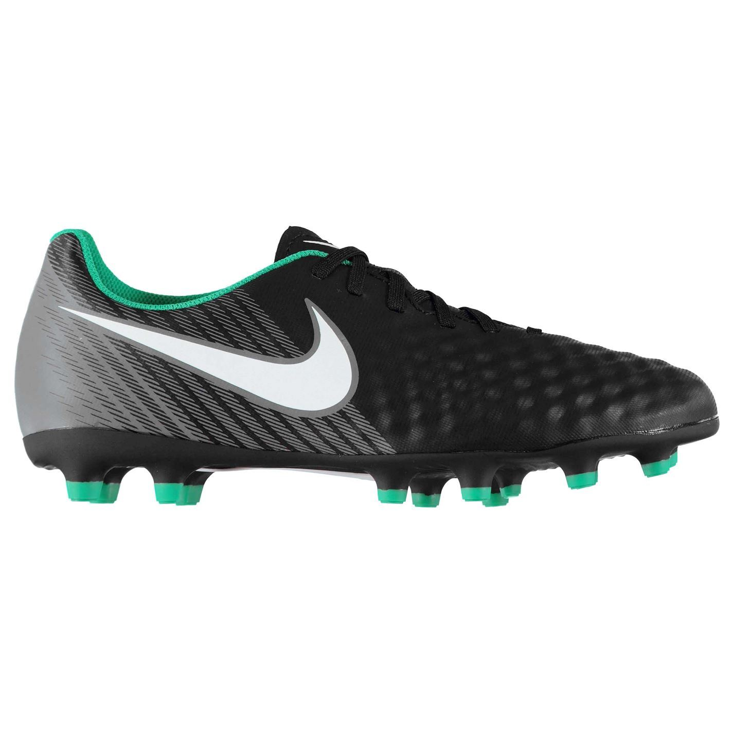 ... Nike Magista Ola FG Firm Ground Football Boots Mens Blk/Wht Soccer  Cleats Shoes ...