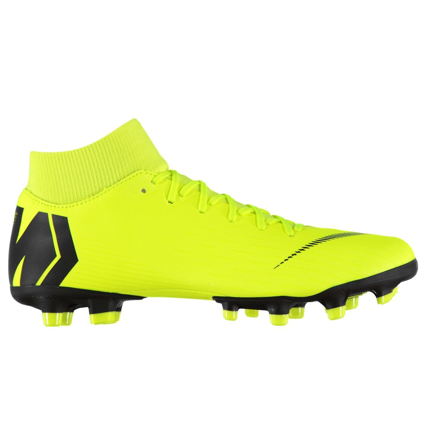 a489f0f55a2f29 ... Nike Mercurial Superfly Academy DF Firm Ground Football Boots Mens Soccer  Cleats