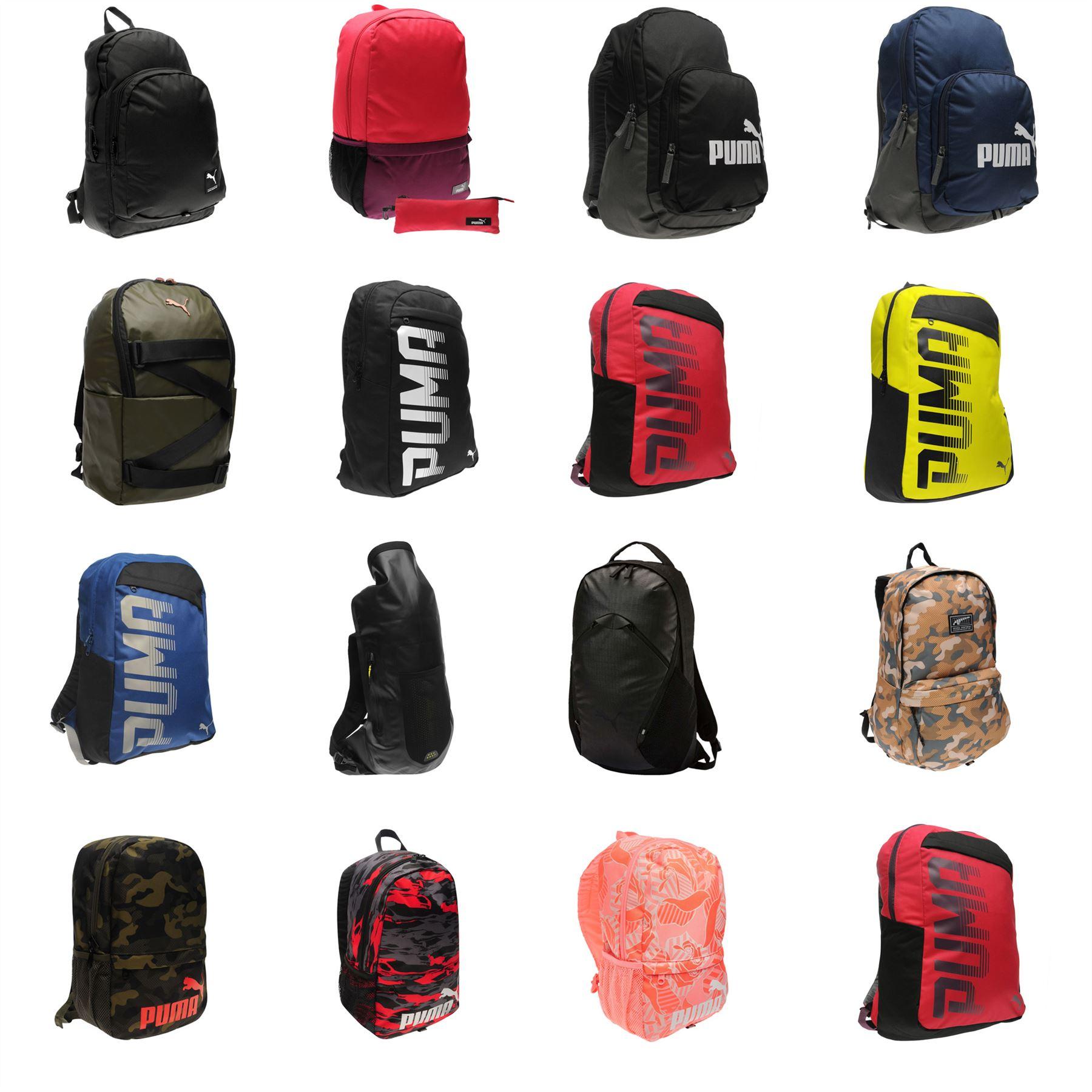 Puma Backpacks Rucksack Backpack Bag Daypack Puma Backpacks Rucksack  Backpack Bag Daypack ... 6d9ce0355fb43
