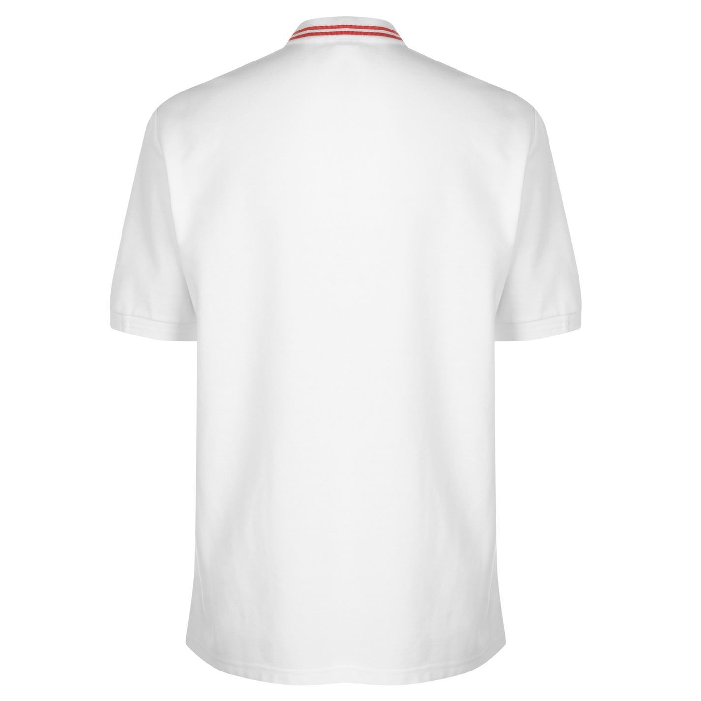 miniature 9 - FIFA Coupe du monde 2018 Angleterre Polo Shirt Homme Football Soccer Top T-Shirt Tee