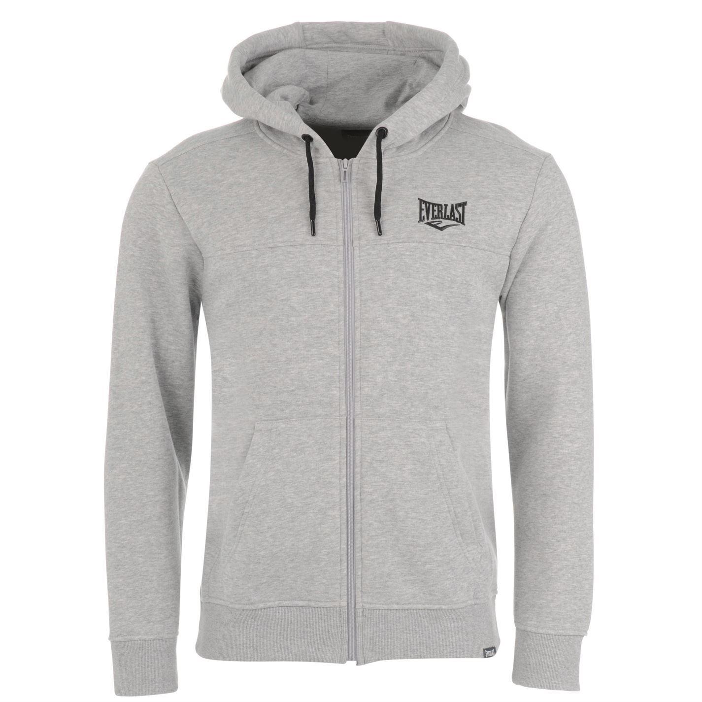 Everlast-Logo-Full-Zip-Hoody-Jacket-Mens-Hoodie-Sweatshirt-Sweater-Hooded-Top thumbnail 29