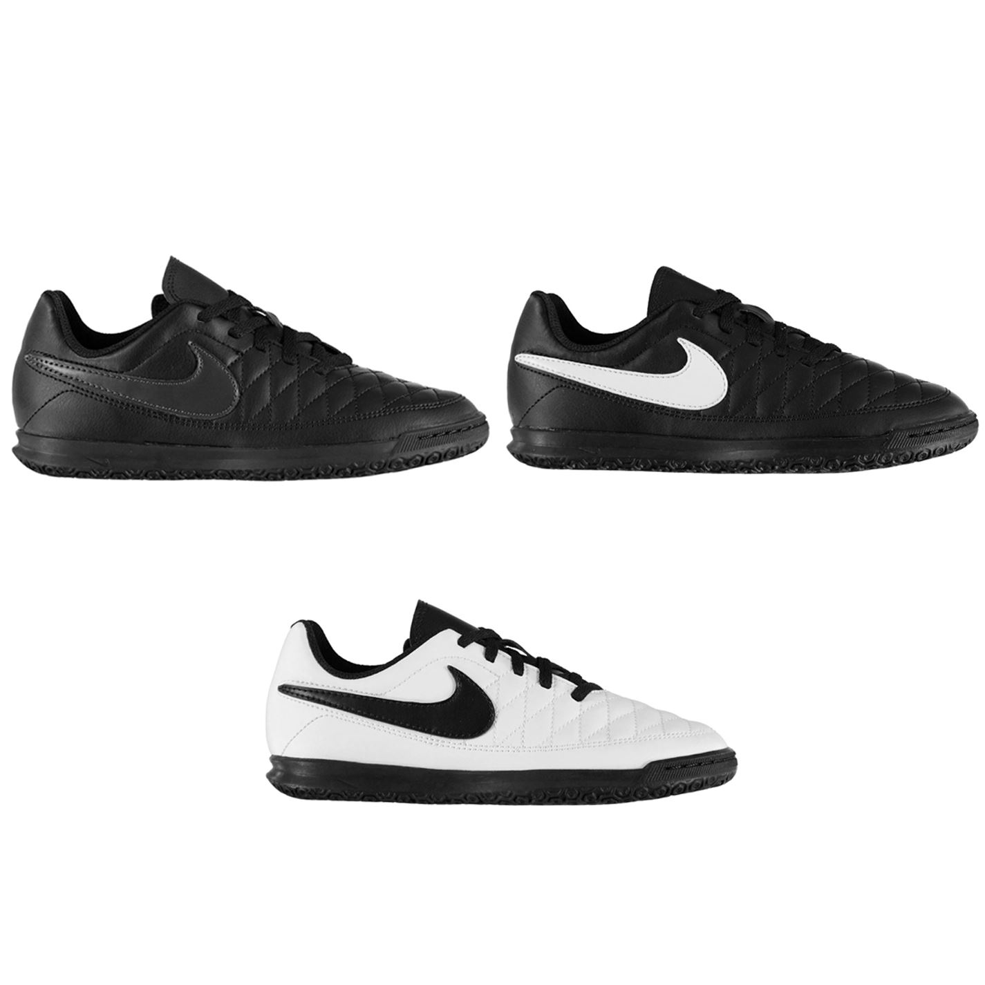 Nike Majestry Indoor Court Football Trainers Childs Soccer Shoes Sneakers d24882623dc
