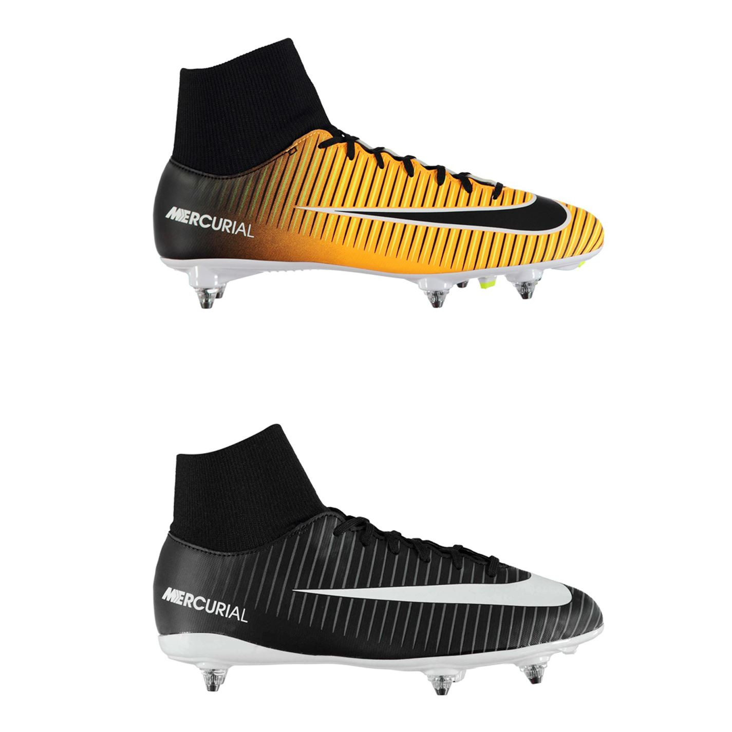 comprare on line online in vendita San Francisco Details about Nike Mercurial Victory Dynamic Fit SG Football Boots Juniors  Soccer Shoes Cleats