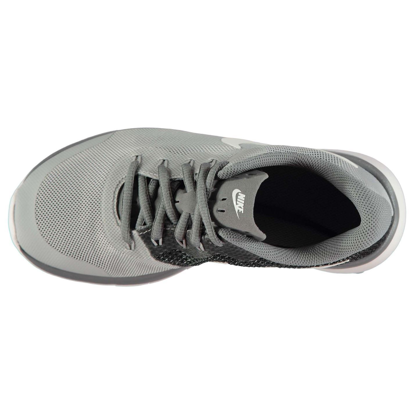 wholesale dealer 35567 8a2b6 ... Nike Tanjun Racer Trainers Child Boys Grey White Shoes Footwear