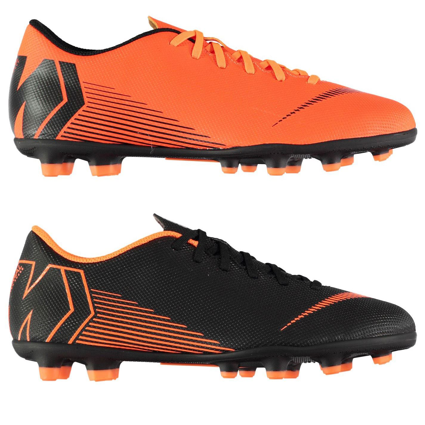 outlet store f9320 09db8 ... Nike Mercurial Vapor Club FG Firm Ground Football Boots Mens Soccer  Shoes Cleats ...