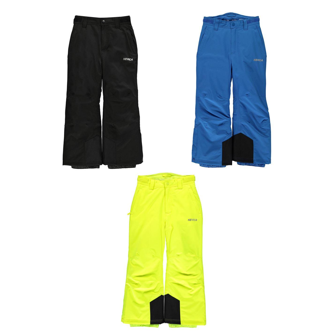 ... Nevica Meribel Ski Pants Junior Boys Snow Salopettes Trousers ... 3c9cad8aab4