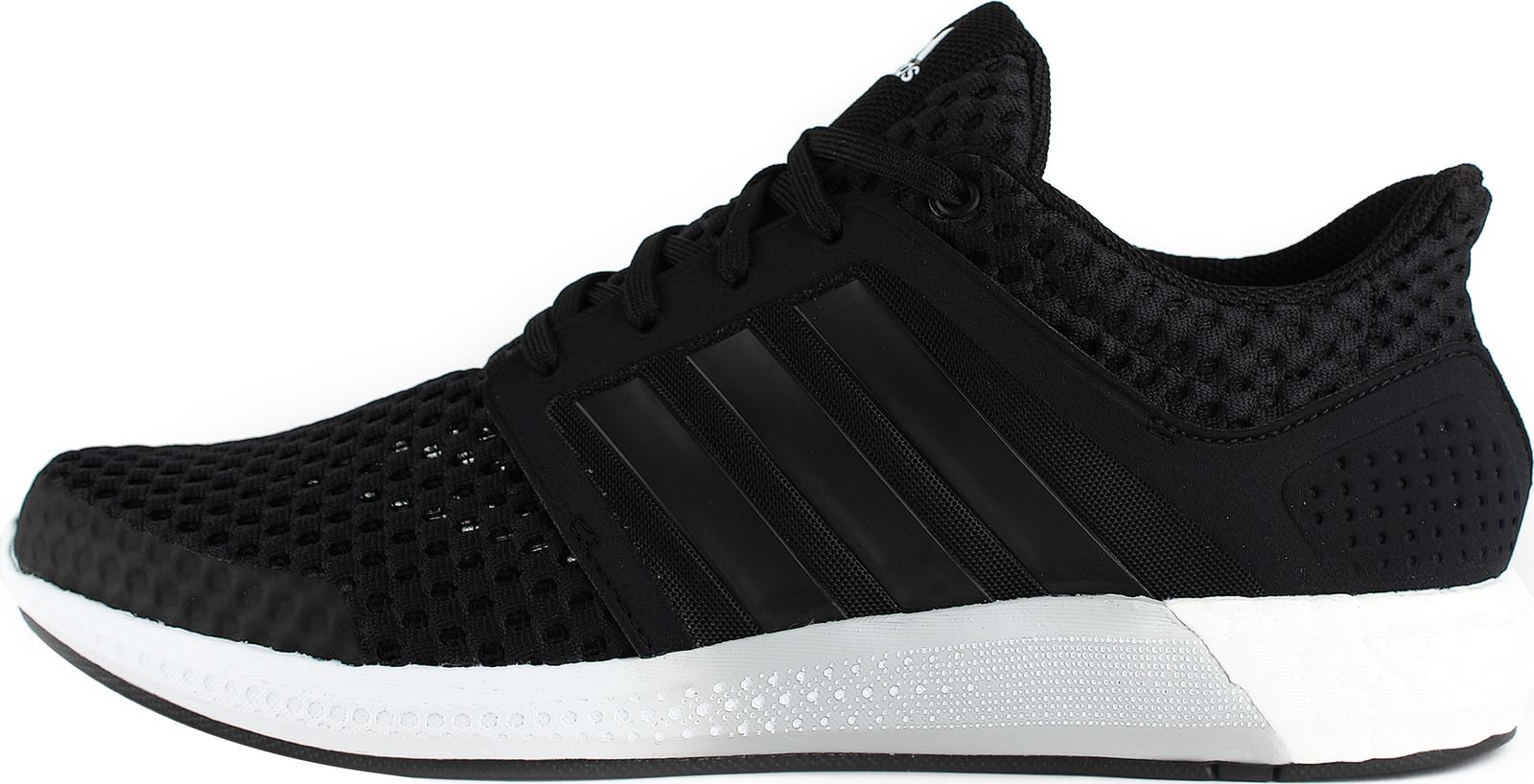 95ee755f416e5 ... adidas Boost Solar RNR Running Shoes Mens Black Gym Fitness Trainers  Sneakers ...