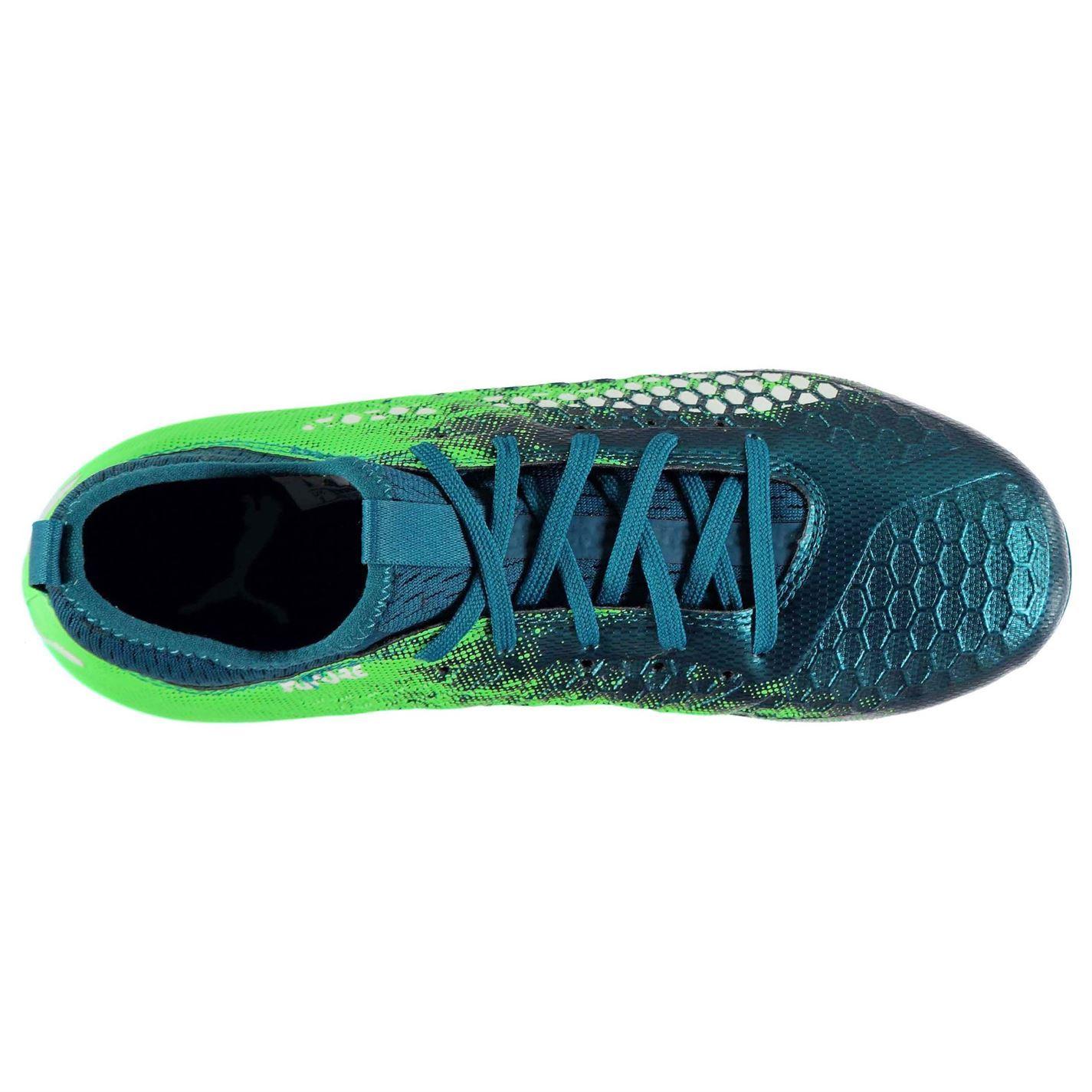 Detalles de Puma Future 19.3 Firme Suelo Fg Zapatillas de Fútbol Hombre Tacos Calzado