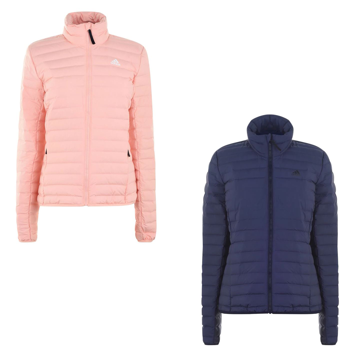 Details about adidas Varilite Down Jacket Womens Coats Outerwear