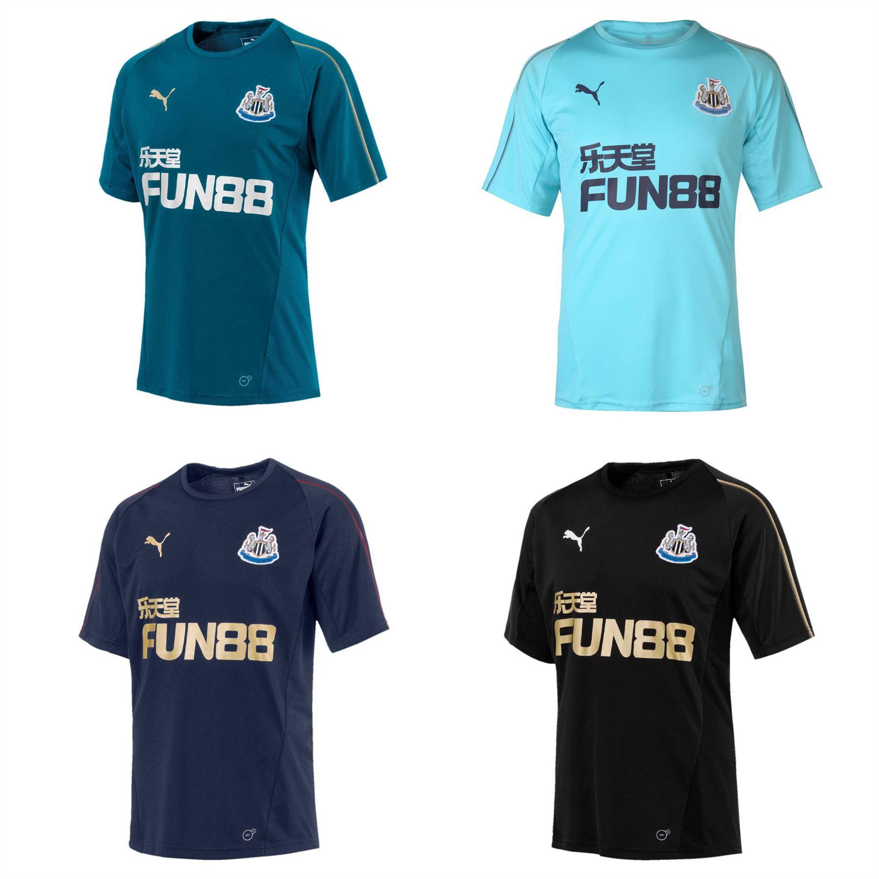 ... Puma Newcastle United Training Jersey 2018 2019 Football Soccer Shirt  Top Tee ... c7cd8935a