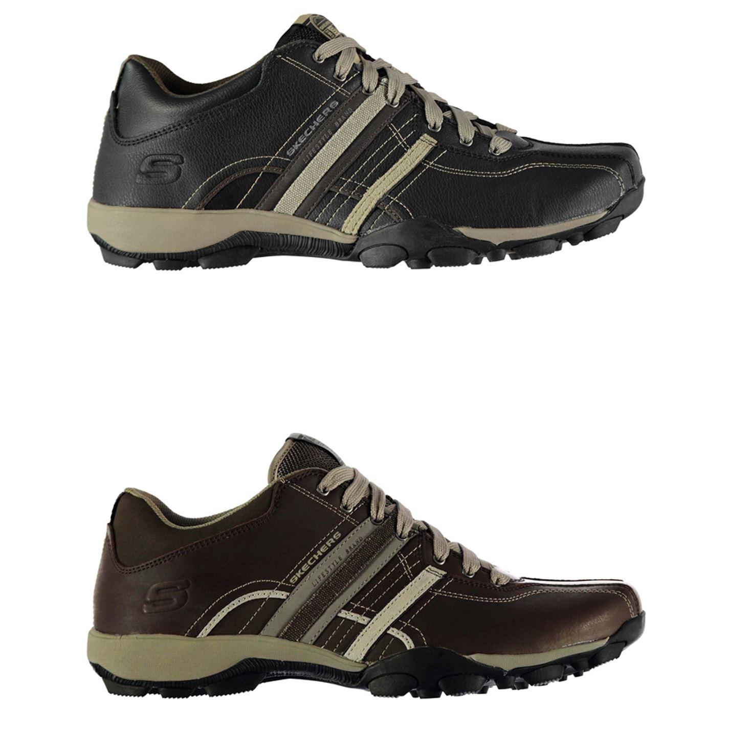 Skechers Urban Tread Refresh Shoes Mens