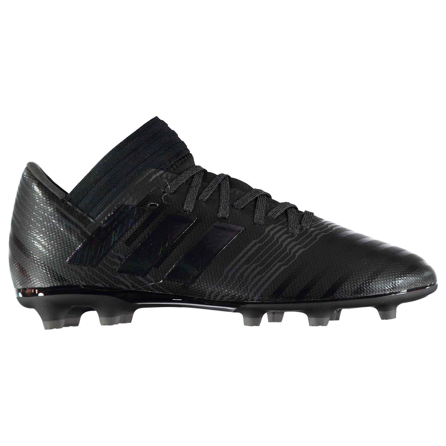Adidas MESSI 15.1 FG//AG Football Boots Boys Girls Size UK 10 11 1 2 3 4 5 5.5
