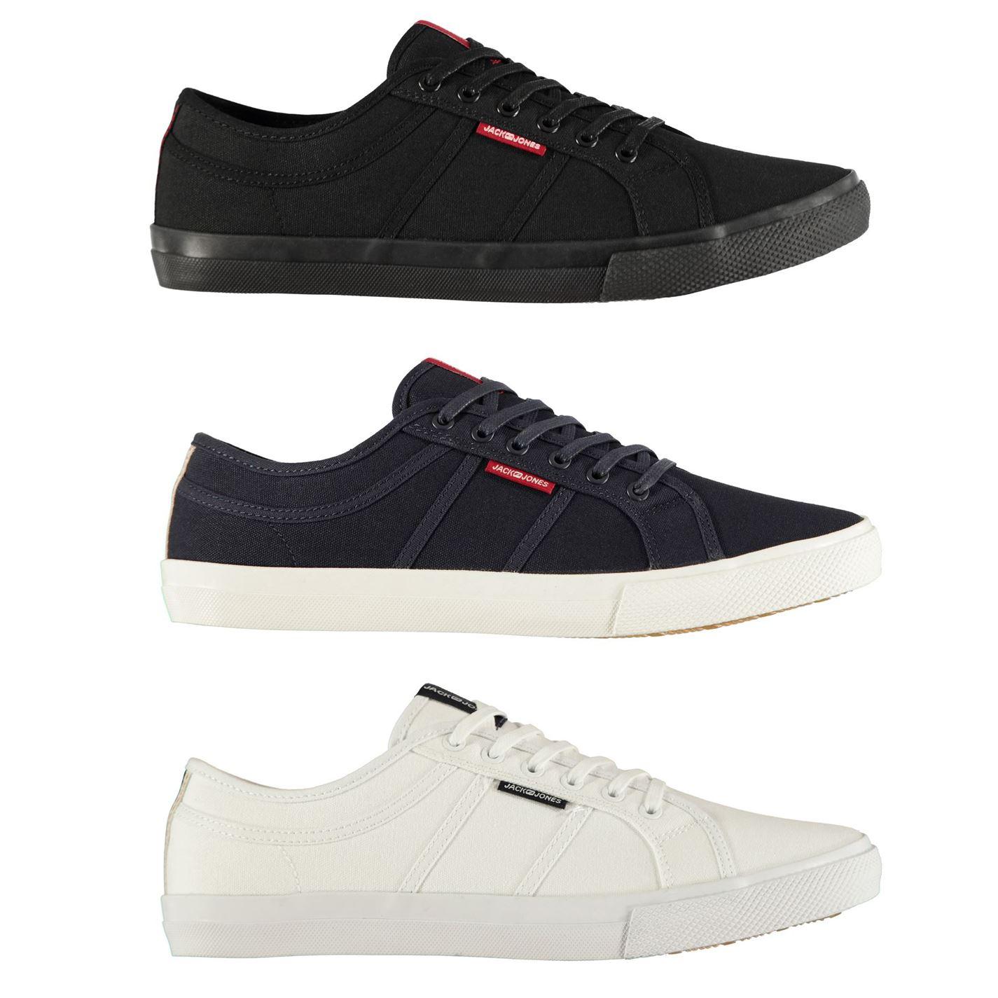 jack and jones canvas shoes